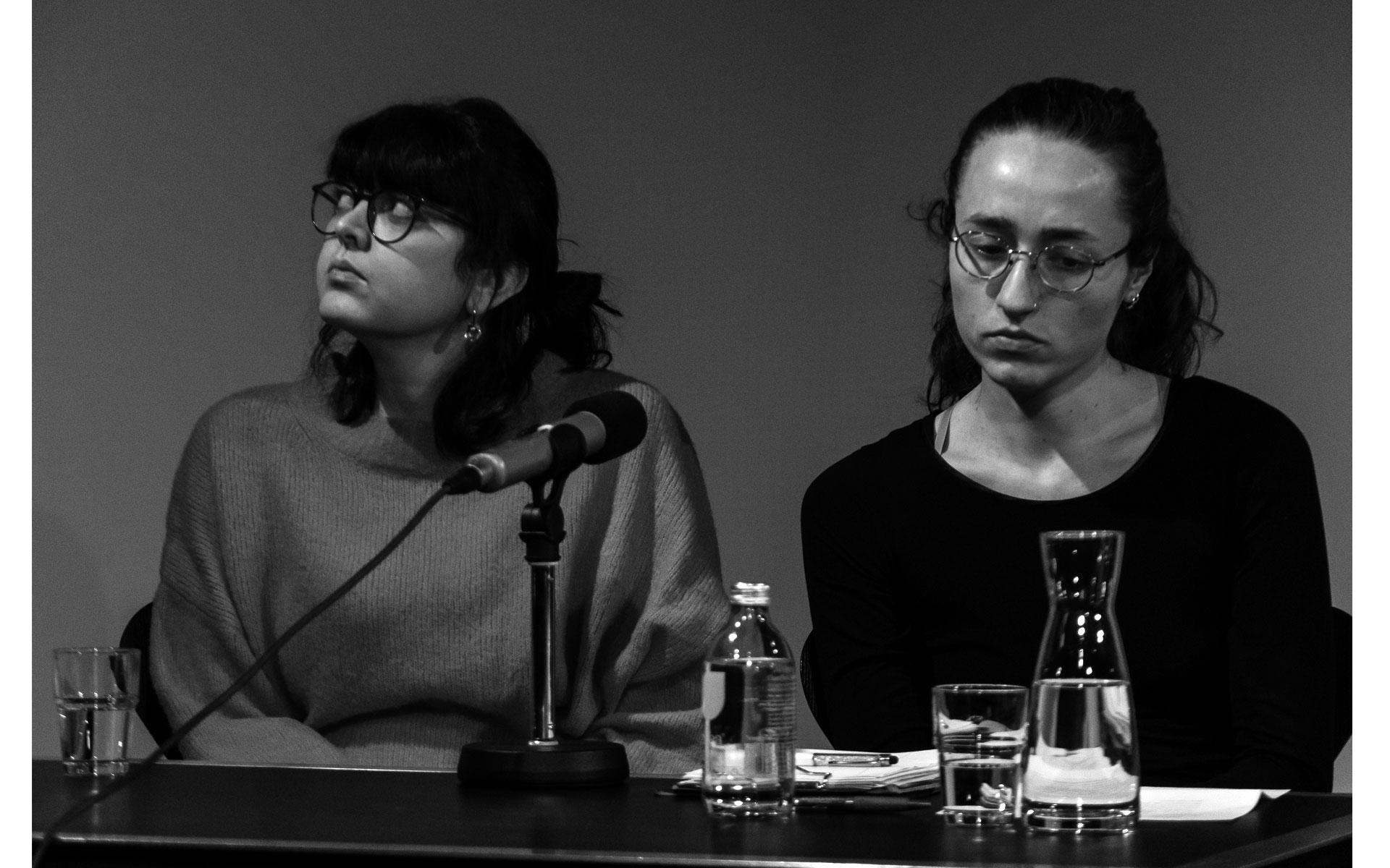 Nather Henafe Alali, Rasha Abbas, Ilija Trojanow: Raum ohne Fenster - Literatur und Flucht, Montag, 18.02.19               /                   19.30              Uhr <br/>(c) Simon Adolphi