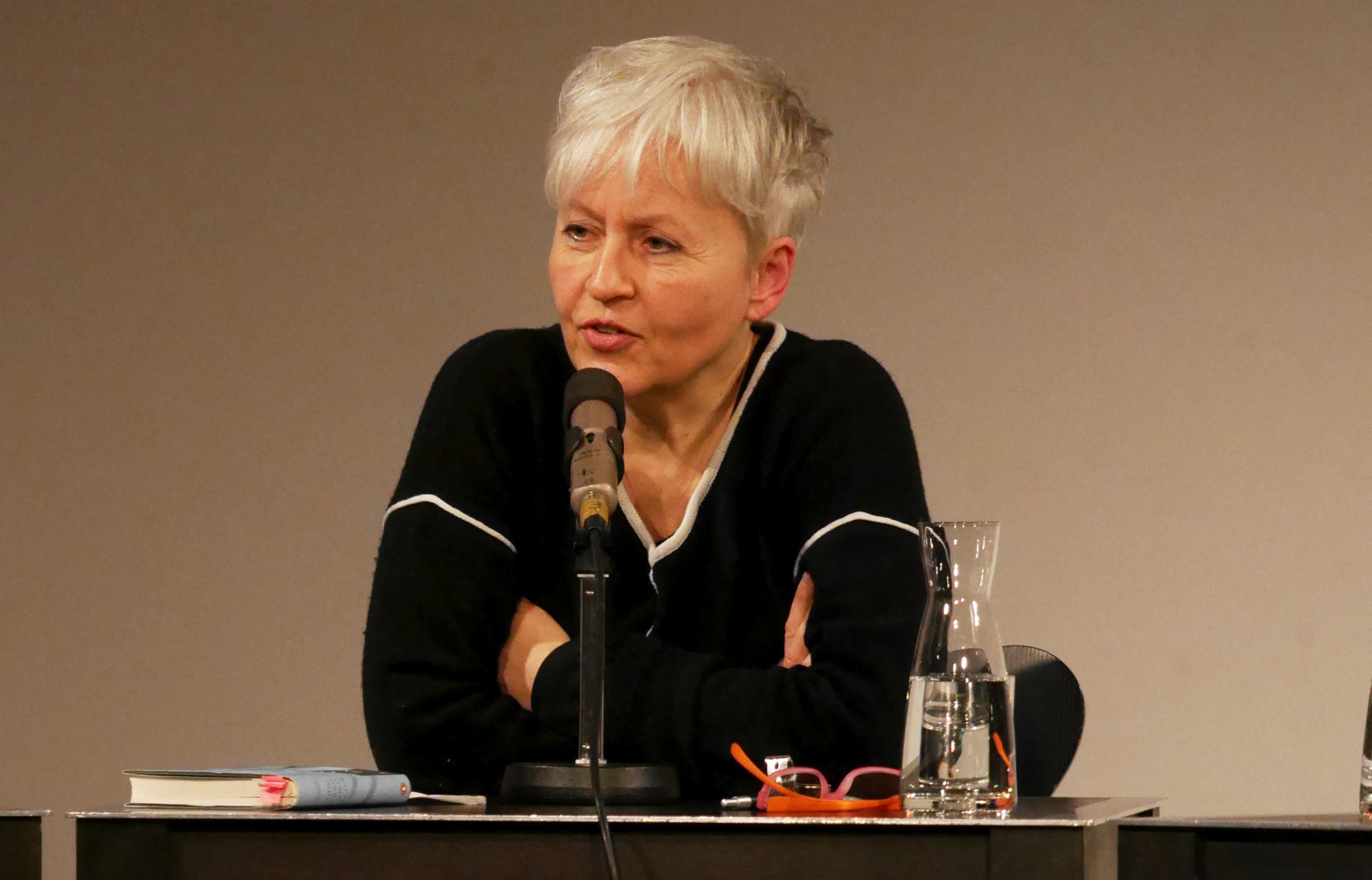 Ulrike Draesner, Elisabeth Bronfen: Eine Frau wird älter <br/>(c) Simon Adolphi
