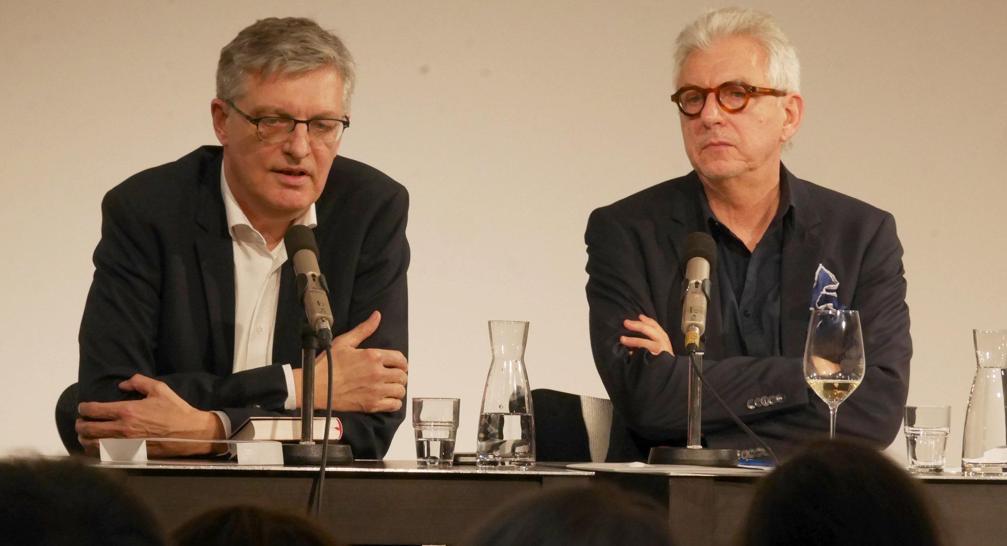 Lothar Müller, Katharina Adler: Freuds Dinge + Ida,                                                               Donnerstag, 07.03.19               /                   19.00              Uhr                               <br/>(c) Heiner Wittmann