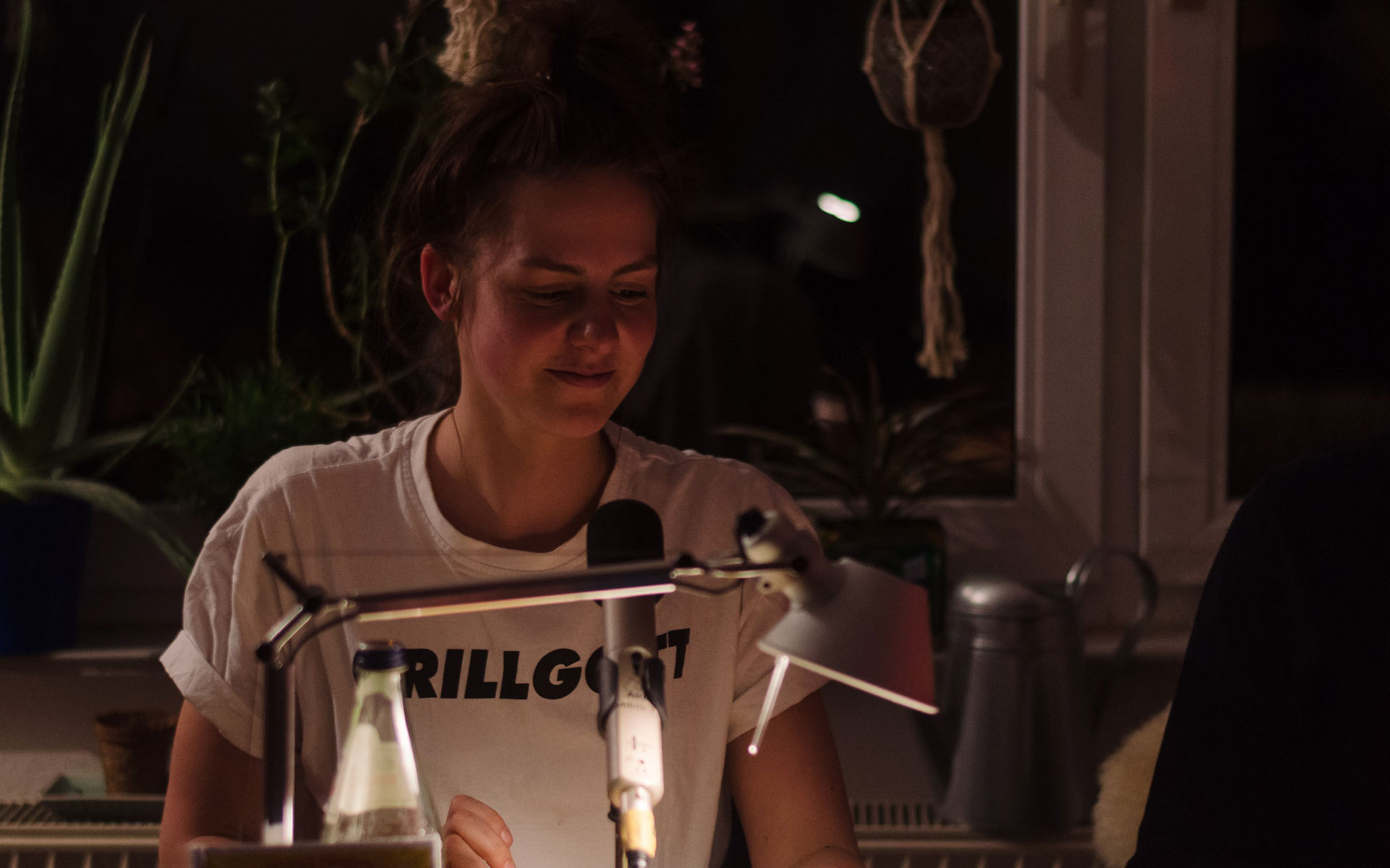 Helene Bukwoski: Milchzähne <br/>(c) Simon Adolphi