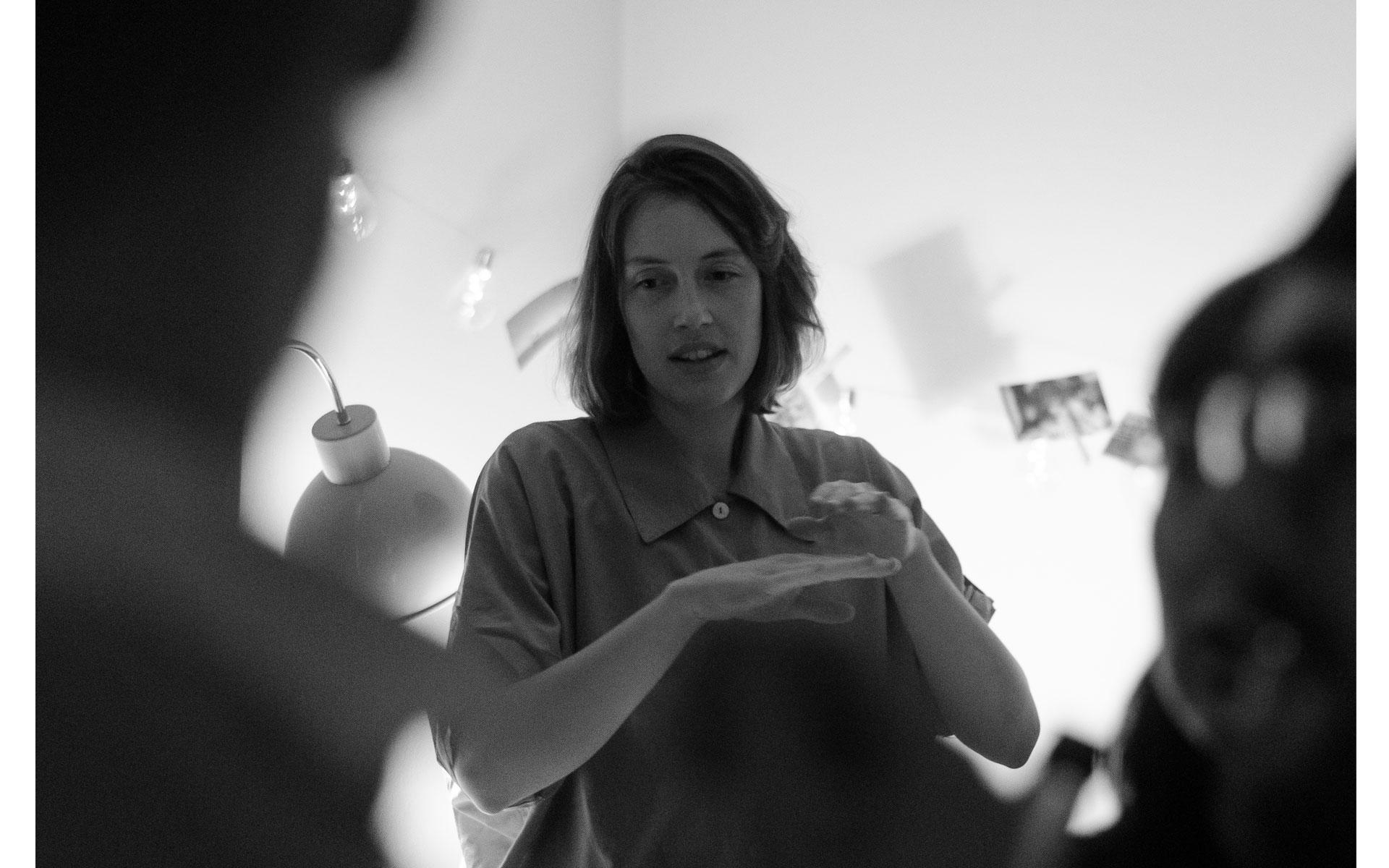 Katharina Mevissen: Ich kann dich hören <br/>(c) Simon Adolphi