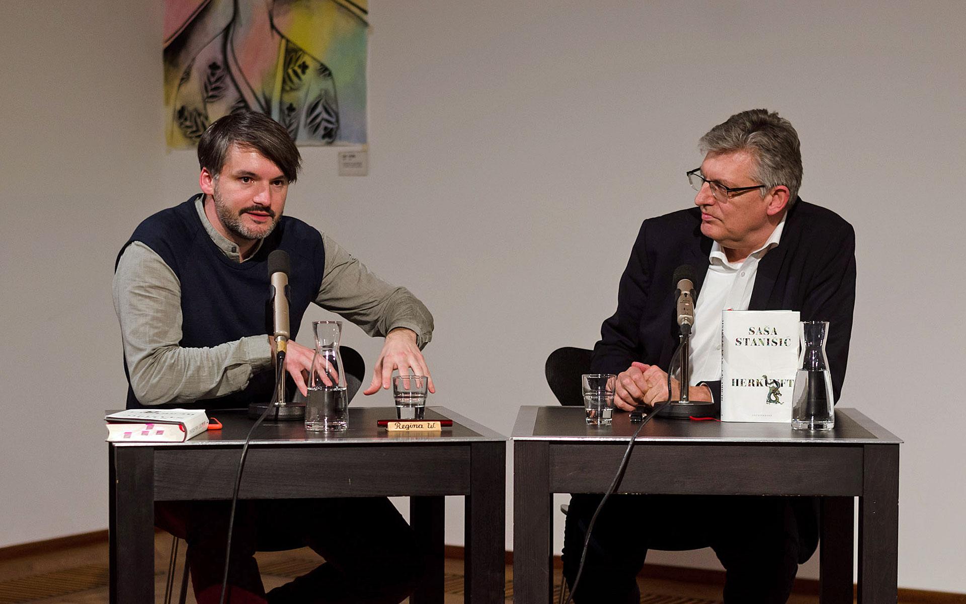 Saša Stanišić: Herkunft,                                                               Freitag, 29.03.19               /                   19.30              Uhr                               <br/>(c) Simon Adolphi