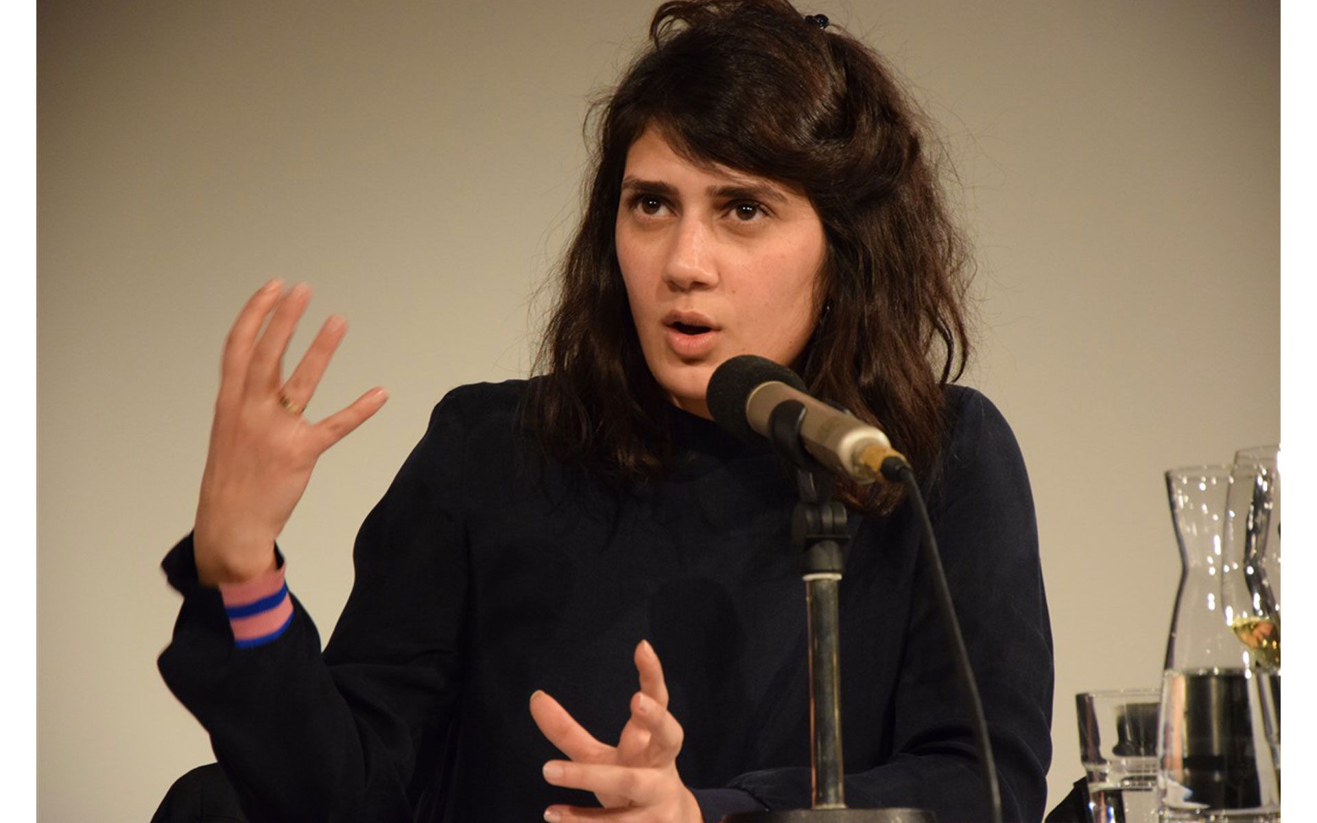 Fatma Aydemir, Deniz Utlu: Eure Heimat ist unser Albtraum <br/>(c) Simon Adolphi
