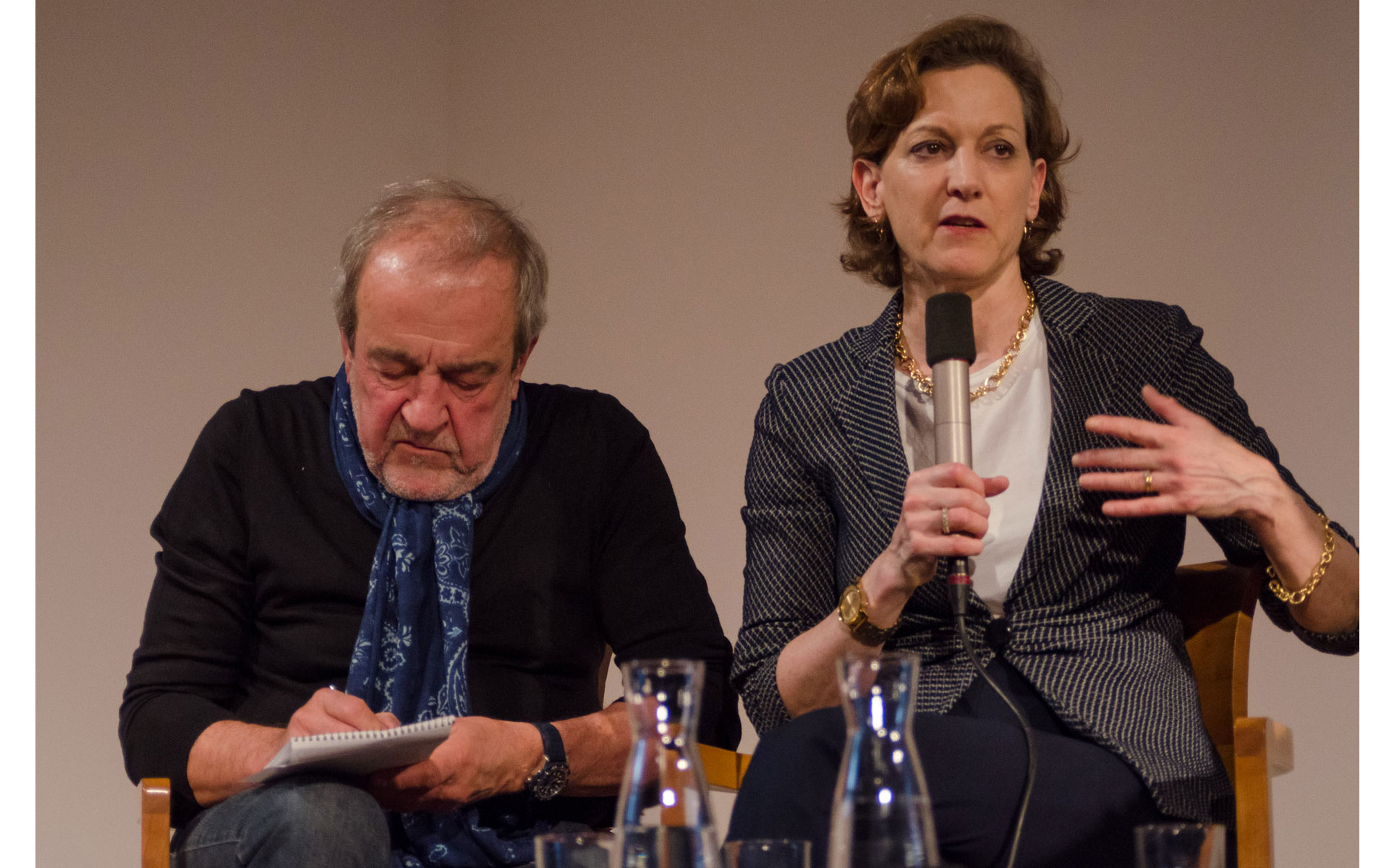 Anne Applebaum: Roter Hunger,                                                               Dienstag, 30.04.19               /                   19.30              Uhr                               <br/>(c) Simon Adolphi