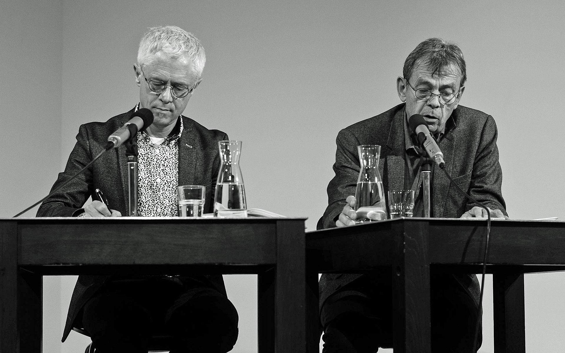 Pierre Lemaitre: Die Farben des Feuers <br/>(c) Simon Adolphi