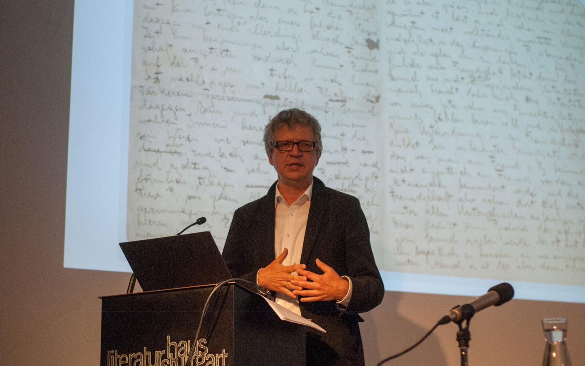 Benjamin Balint, Ulrich von Bülow: Kafkas letzter Prozess <br/>(c) Simon Adolphi