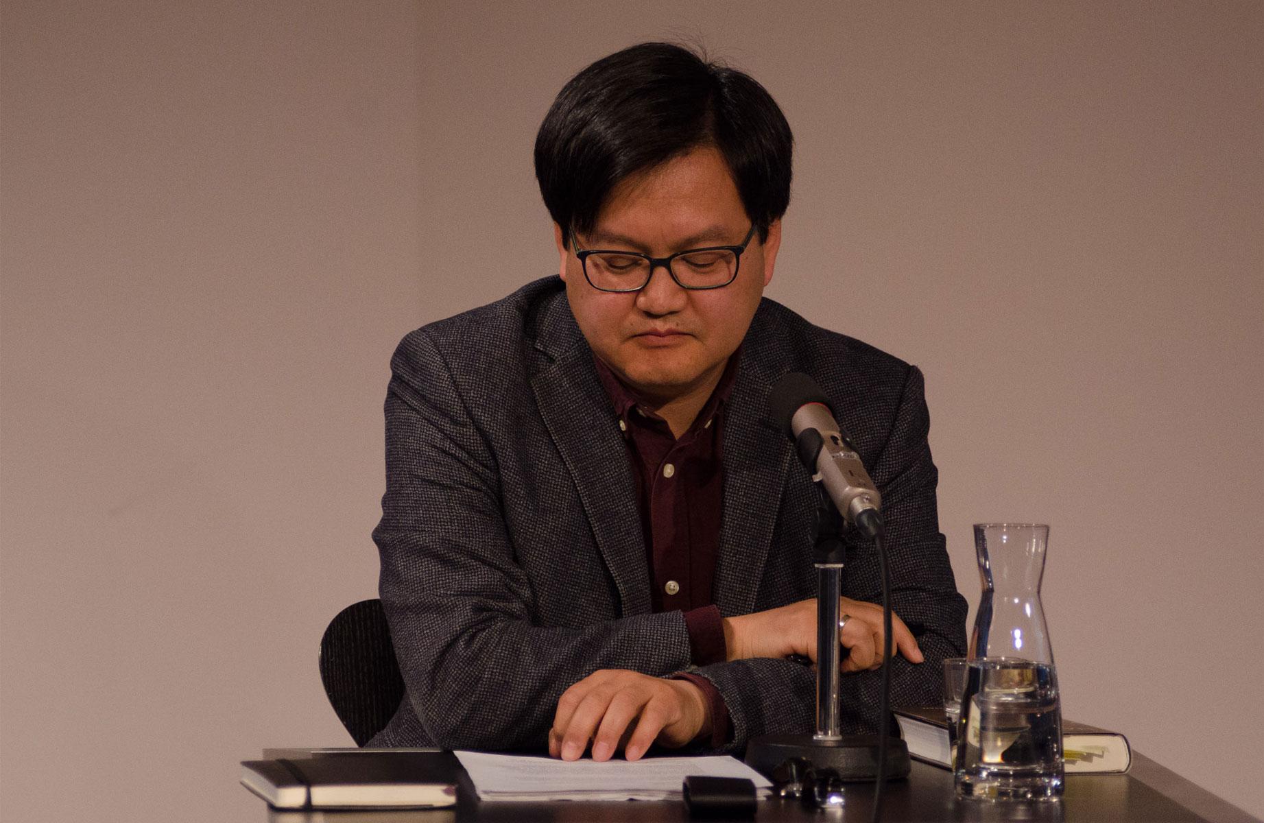 Han Kang: Deine kalten Hände,                                                               Donnerstag, 16.05.19               /                   19.30              Uhr                               <br/>(c) Simon Adolphi