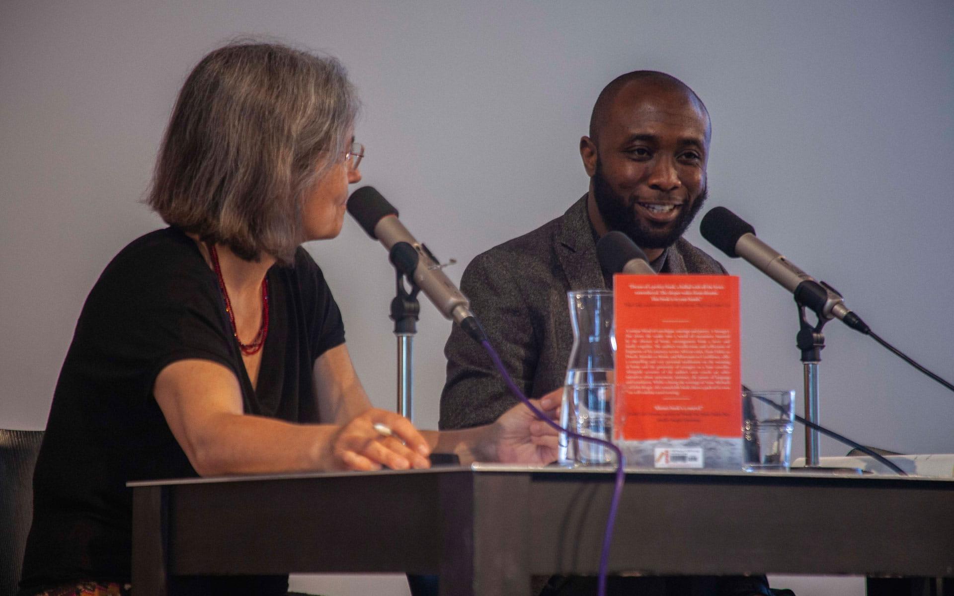 Emmanuel Iduma: Die Pose eines Fremden <br/>(c) Lemia Bodden