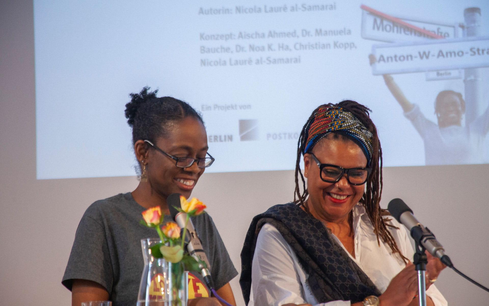 Sharon Dodua Otoo: Was Sharon Dodua Otoo denkt, während sie höflich lächelt <br/>(c) Lemia Bodden