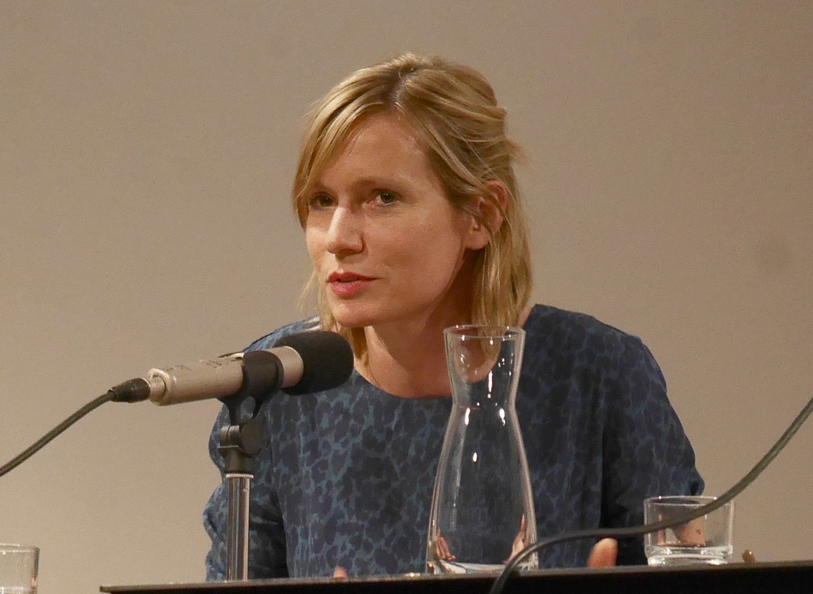 Barbara Honigmann, Géraldine Schwarz: Groß-/Väter <br/>(c) Heiner Wittmann