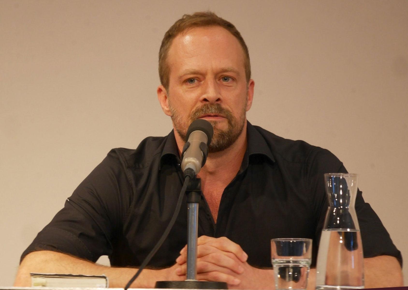 Gunther Geltinger: Benzin <br/>(c) Heiner Wittmann