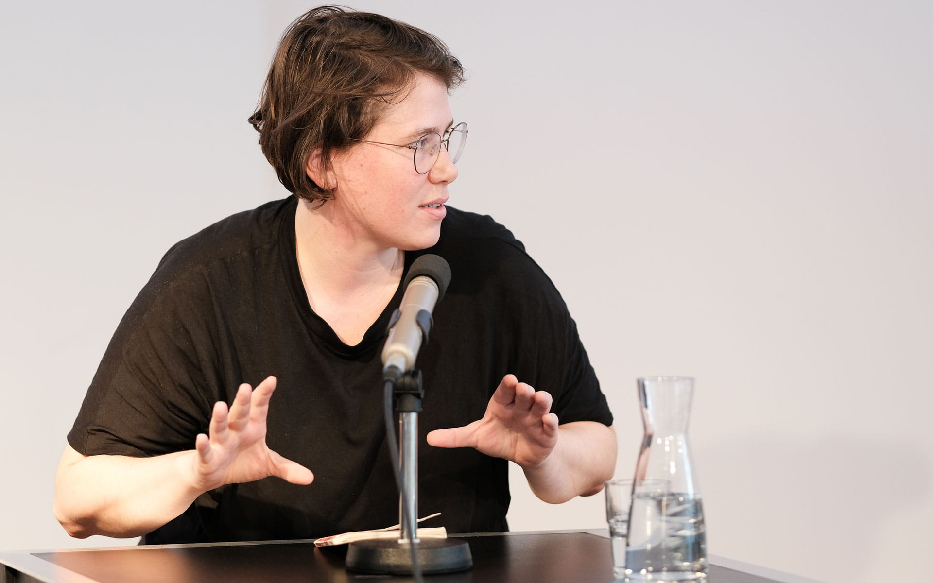 Luise Boege: <s>Exorzismus in Polen</s> Die Schönheit der Wüste <br/>(c) Sebastian Wenzel