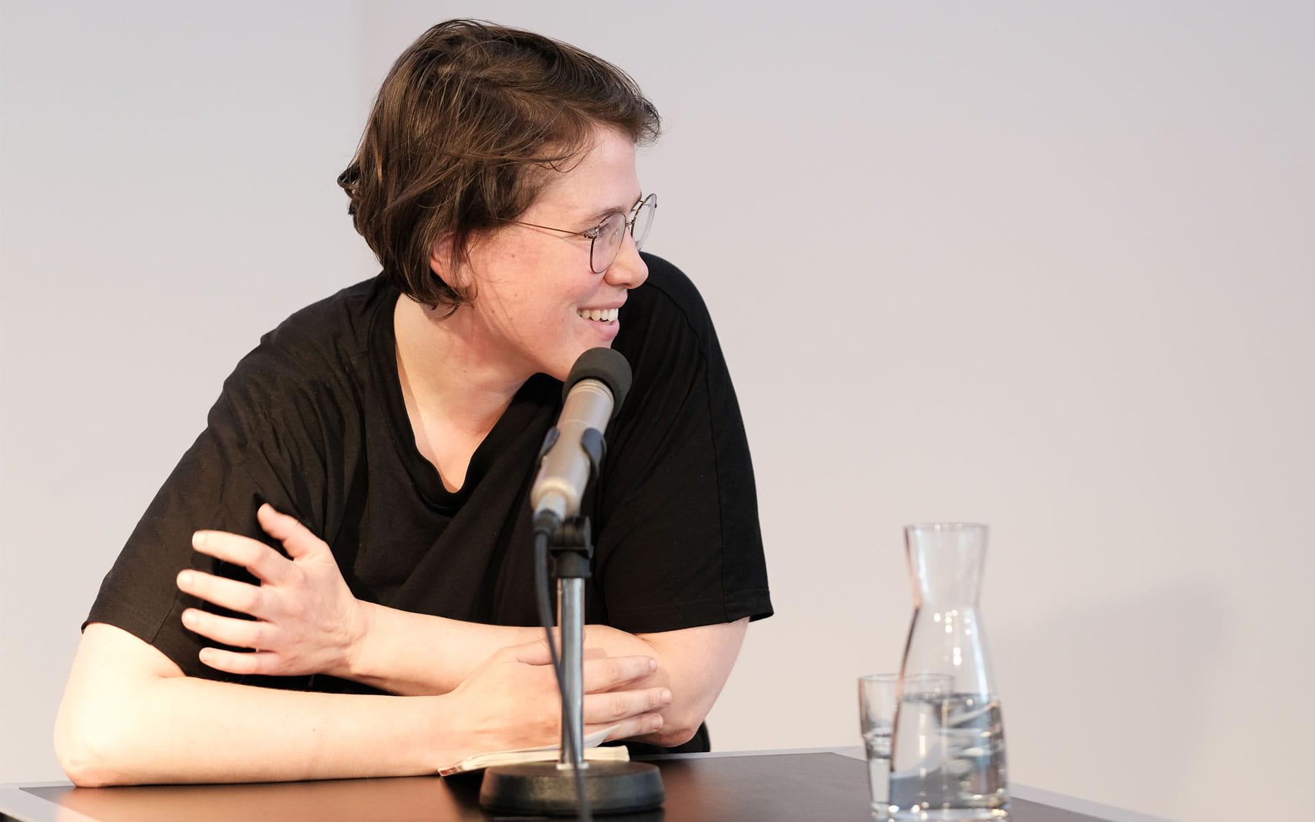 Luise Boege: <s>Exorzismus in Polen</s> Die Schönheit der Wüste,                                                               Samstag, 13.07.19               /                   13.10              Uhr                               <br/>(c) Sebastian Wenzel
