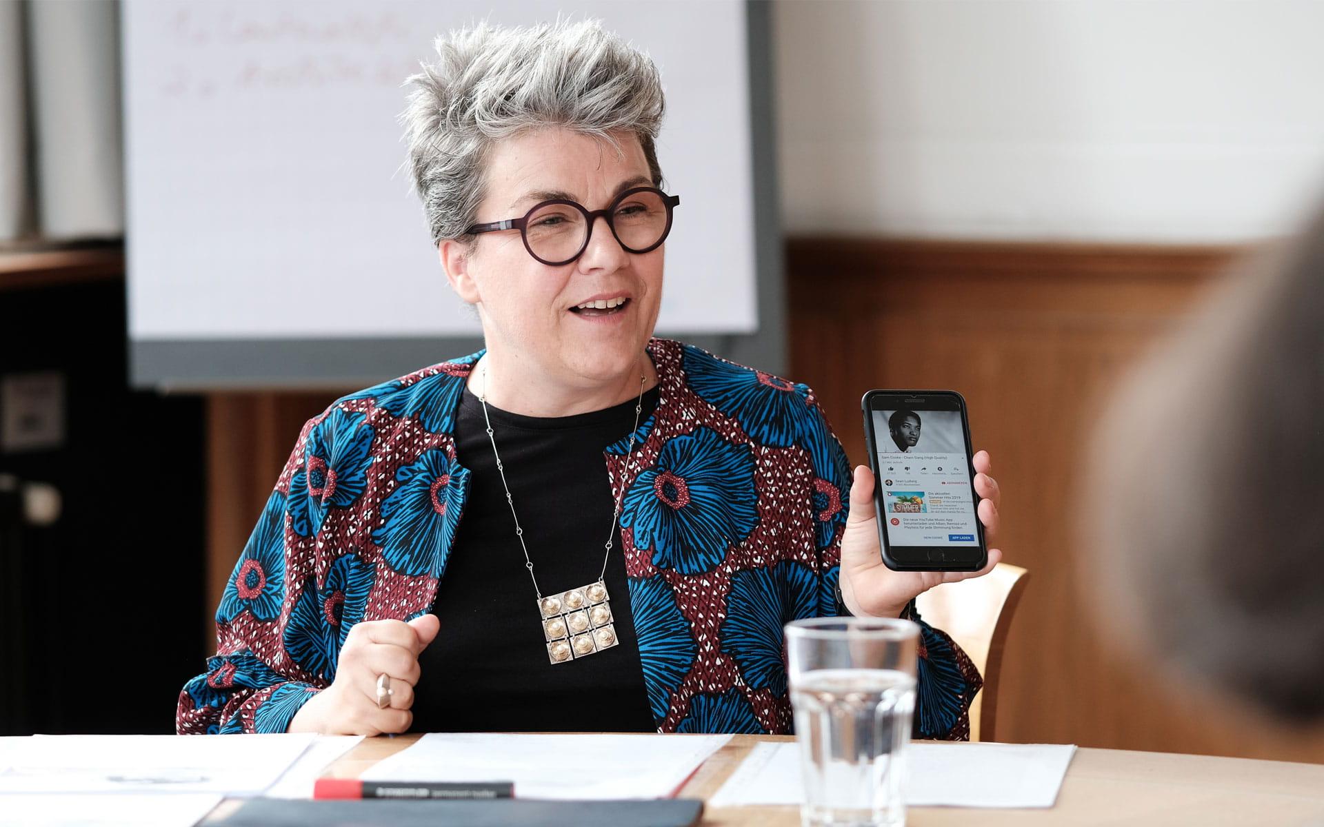 Elisabeth Weller: Lucia Berlins kühne Kurzgeschichten, Samstag, 13.07.19               /                   16.00              Uhr <br/>(c) Sebastian Wenzel