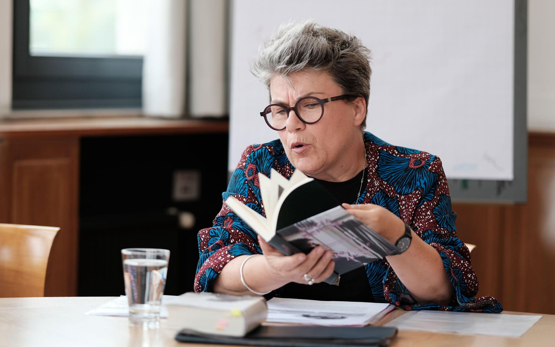 Elisabeth Weller: Lucia Berlins kühne Kurzgeschichten <br/>(c) Sebastian Wenzel