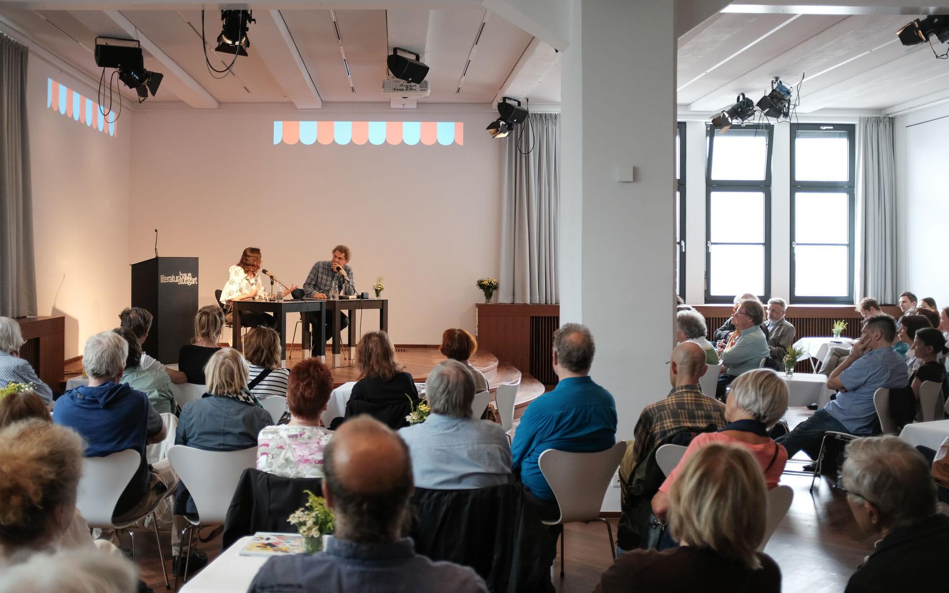 Maike Albath: Trauer und Licht: Lampedusa, Sciascia, Camilleri und die Literatur Siziliens <br/>(c) Sebastian Wenzel