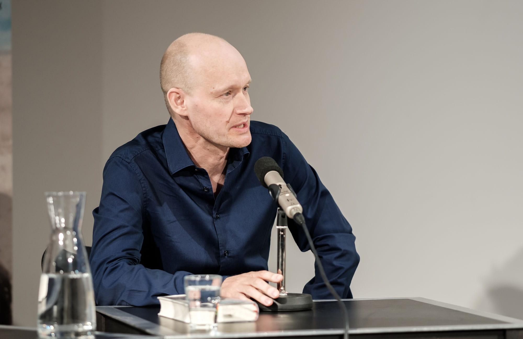 Arno Geiger, Jan Snela: Unter der Drachenwand – Eine Liebesgeschichte <br/>(c) Sebastian Wenzel