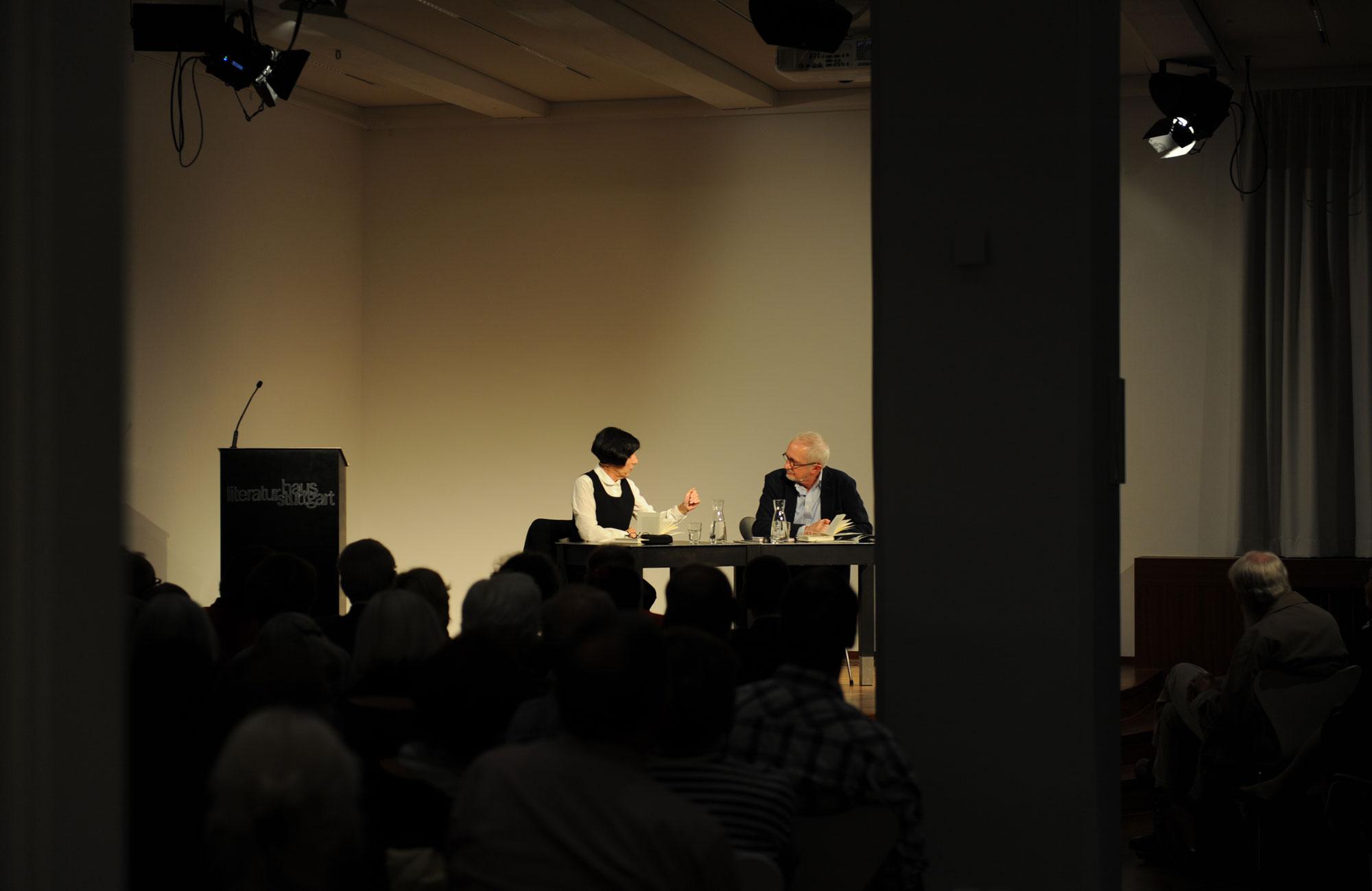 Herta Müller: Im Heimweh ist ein blauer Saal <br/>(c) Kristina Popov