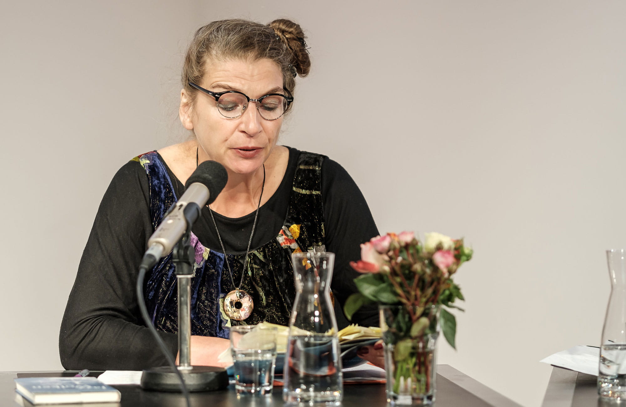 Maren Kames, Christine Langer, Kathrin Schmidt: Stuttgarter Lyriknacht 2019,                                                               Freitag, 06.09.19               /                   19.00              Uhr                               <br/>(c) Sebastian Wenzel