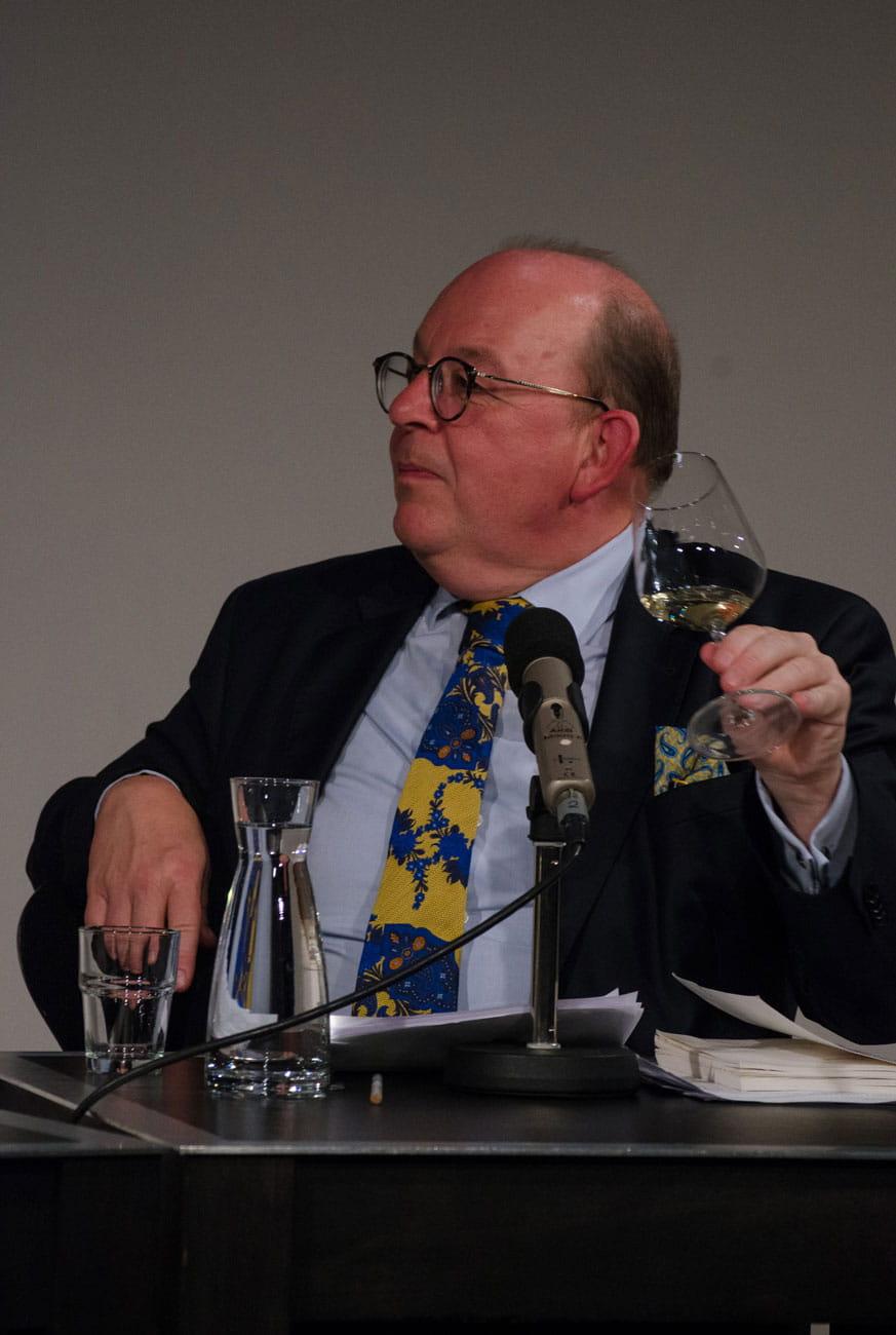 Heinrich Steinfest: Gebrauchsanweisung fürs Scheitern <br/>(c) Simon Adolphi