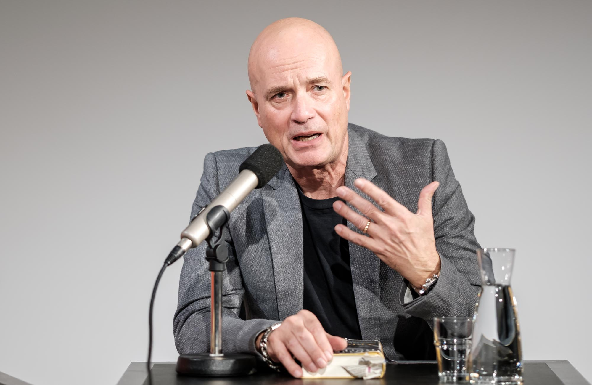 Christian Berkel, Anat Feinberg: Der Apfelbaum, Sonntag, 10.11.19               /                   17.00              Uhr <br/>(c) Sebastian Wenzel