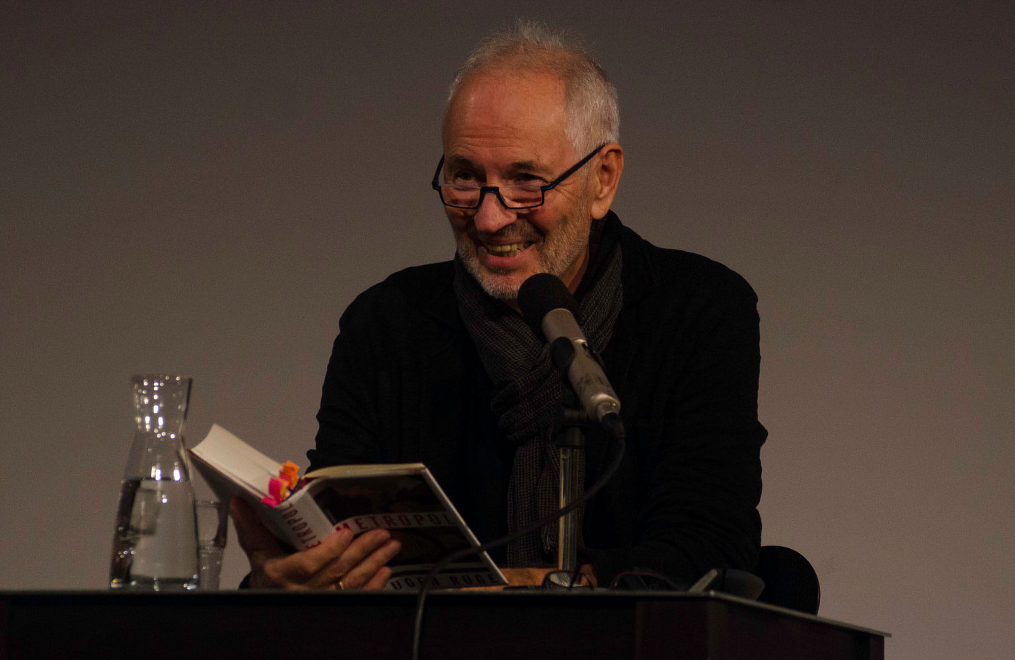 Eugen Ruge: Metropol <br/>(c) Simon Adolphi