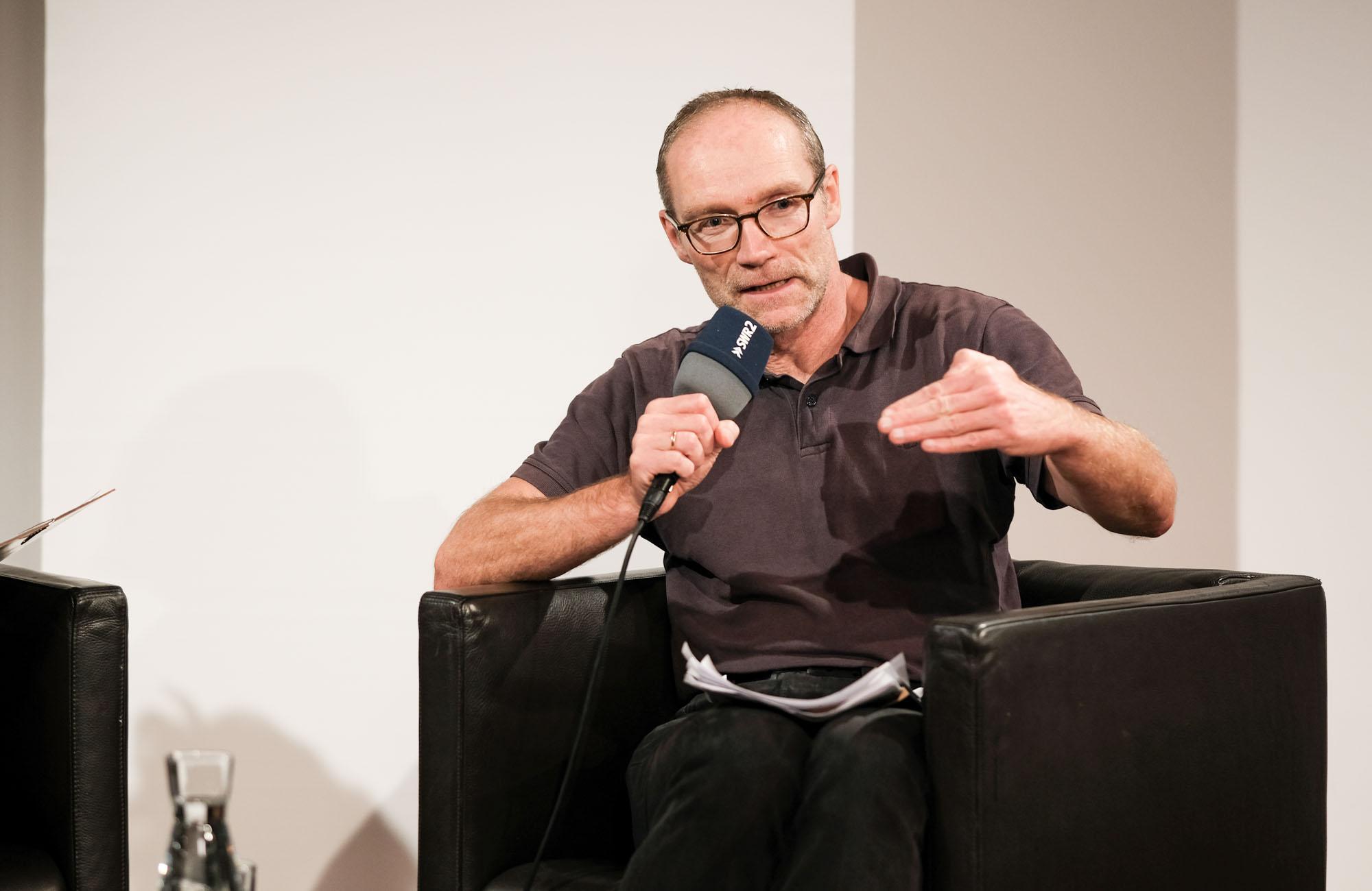 Ulrike Draesner, John von Düffel: Ödön von Horváth: »Kasimir und Karoline« <br/>(c) Sebastian Wenzel