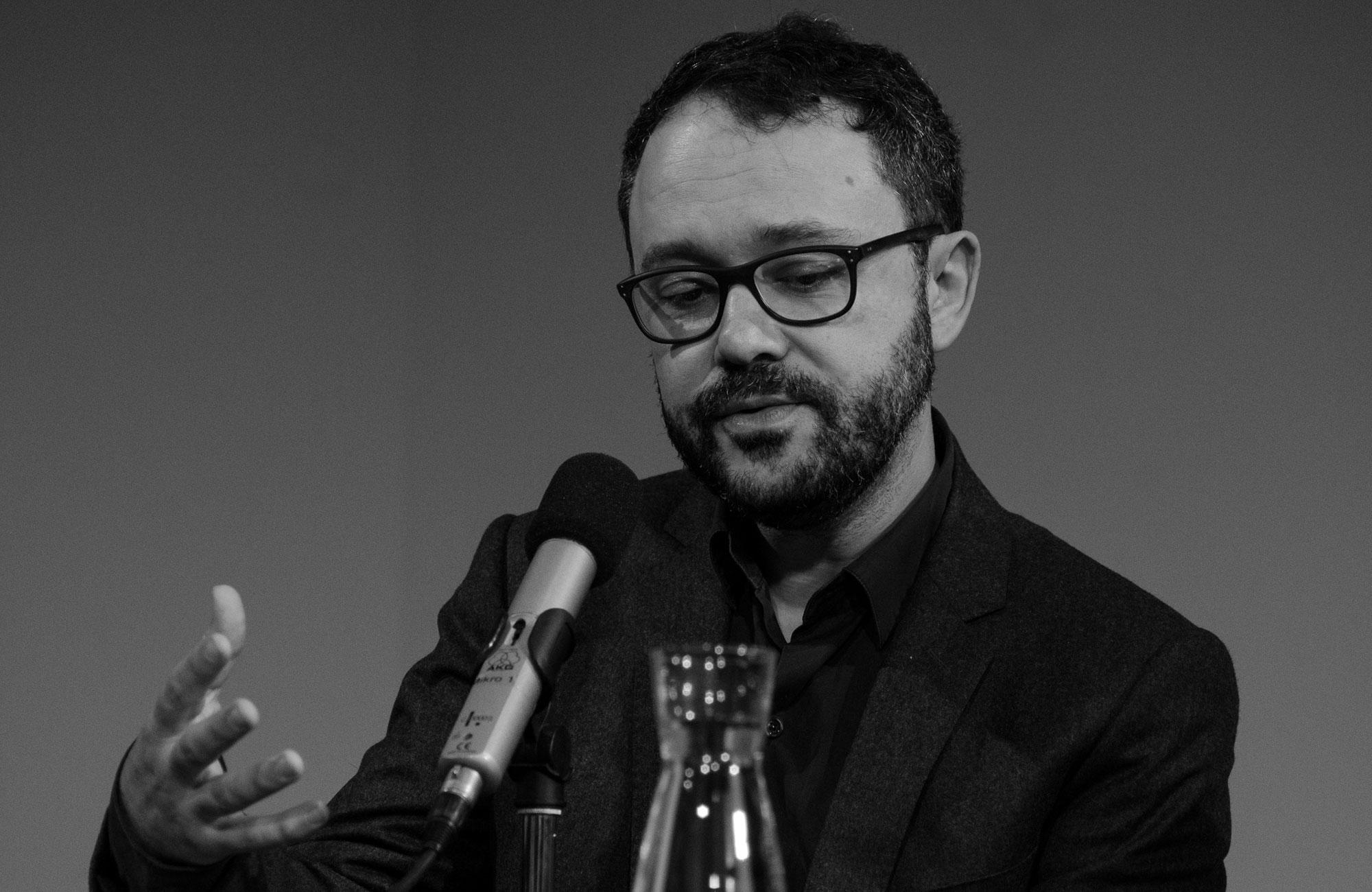 Riad Sattouf: Der Araber von morgen, Mittwoch, 27.11.19               /                   20.00              Uhr <br/>(c) Simon Adolphi