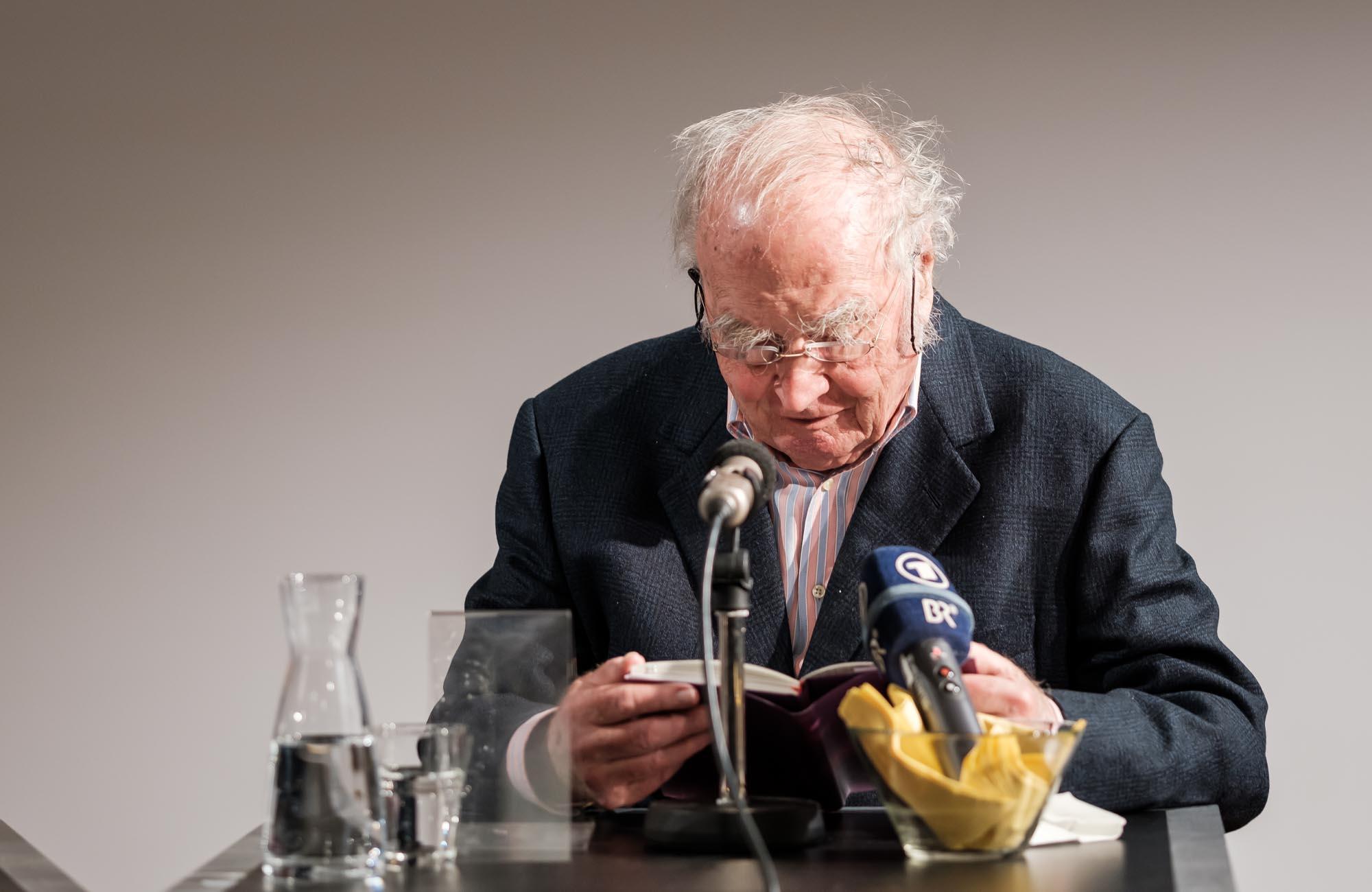 Martin Walser: Mädchenleben <br/>(c) Sebastian Wenzel