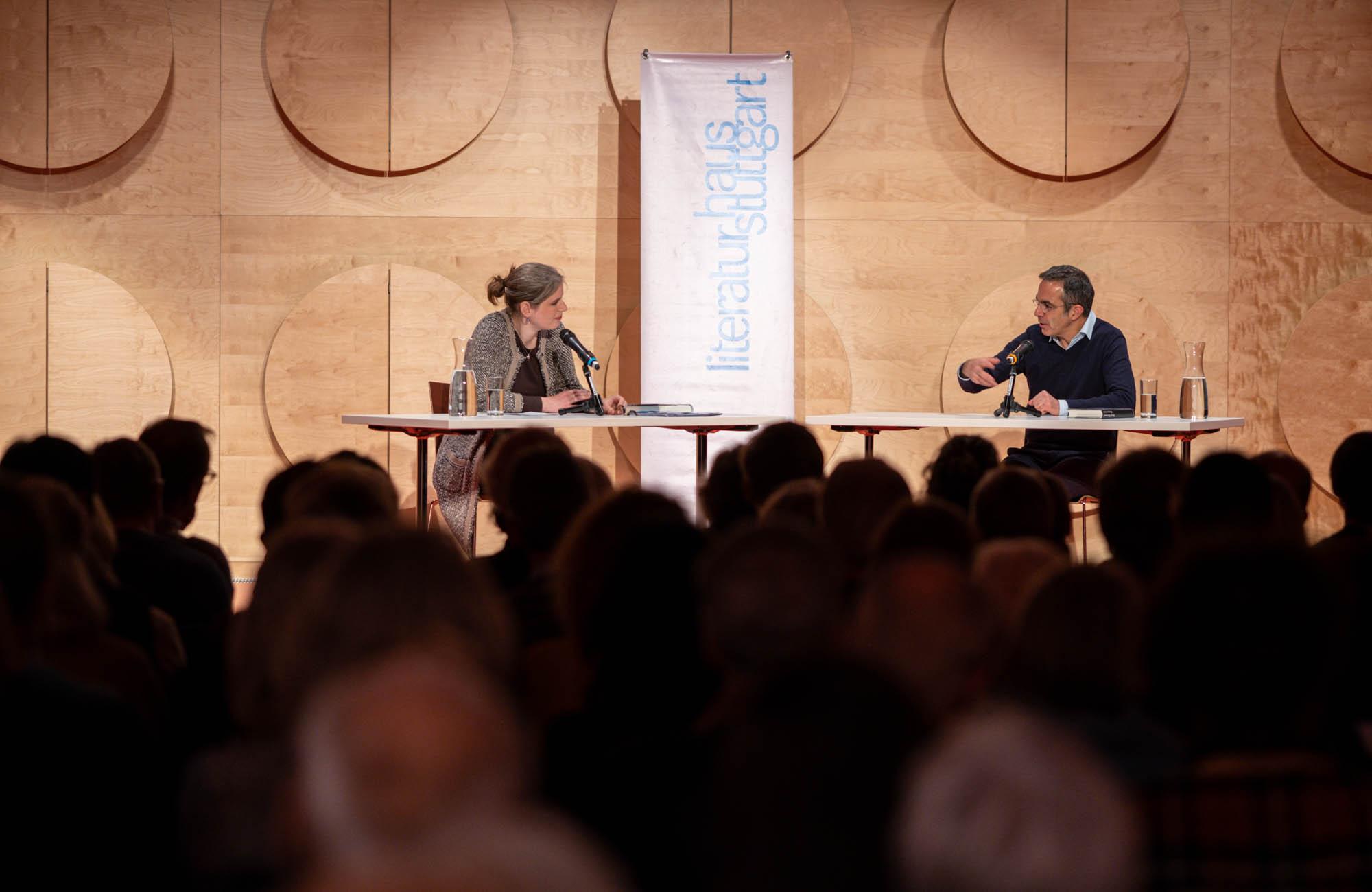 Navid Kermani: Morgen ist da <br/>(c) Sebastian Wenzel