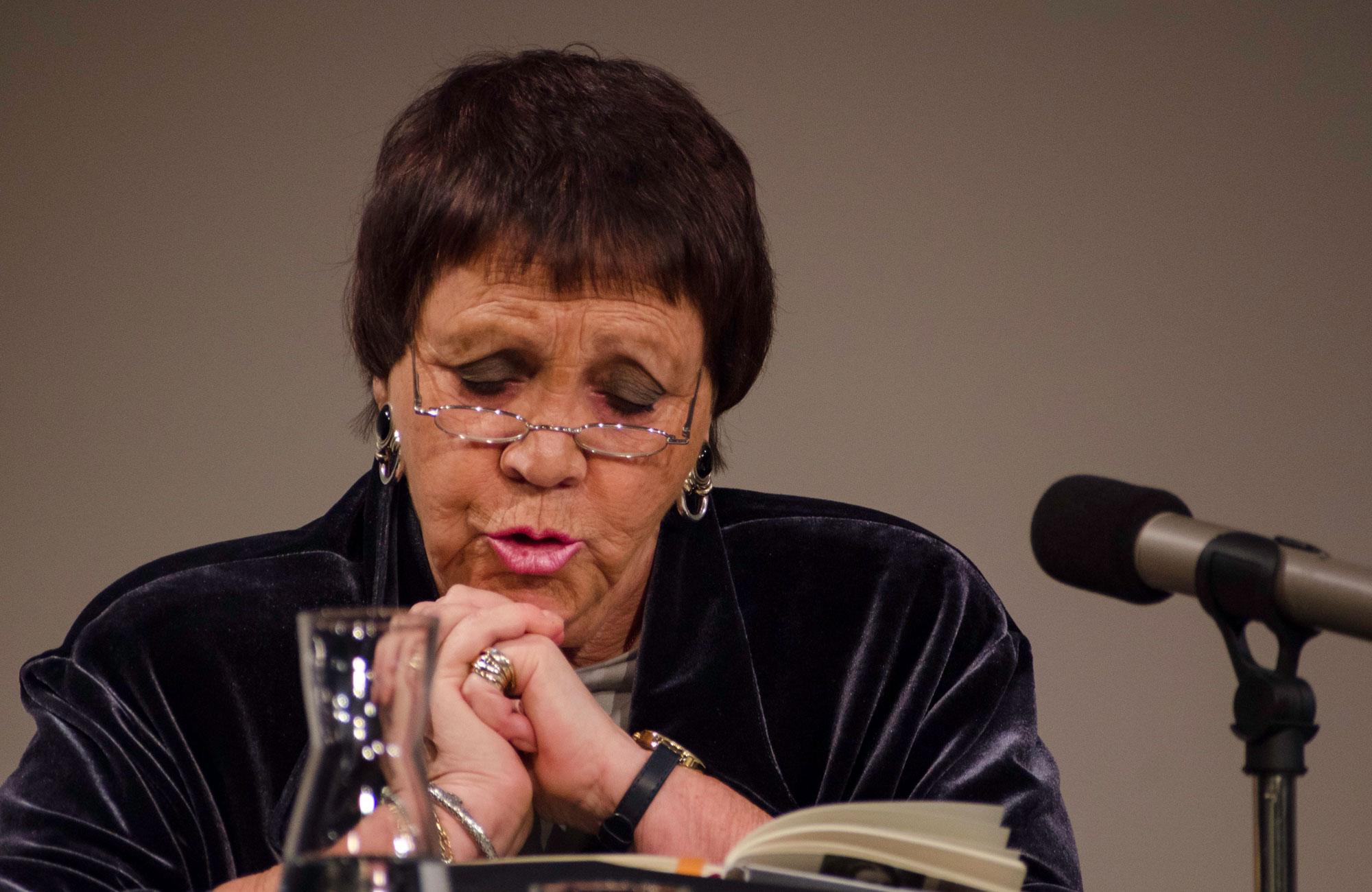 Brigitte Fassbaender: Komm aus dem Staunen nicht heraus, Mittwoch, 15.01.20               /                   19.30              Uhr <br/>(c) Simon Adolphi