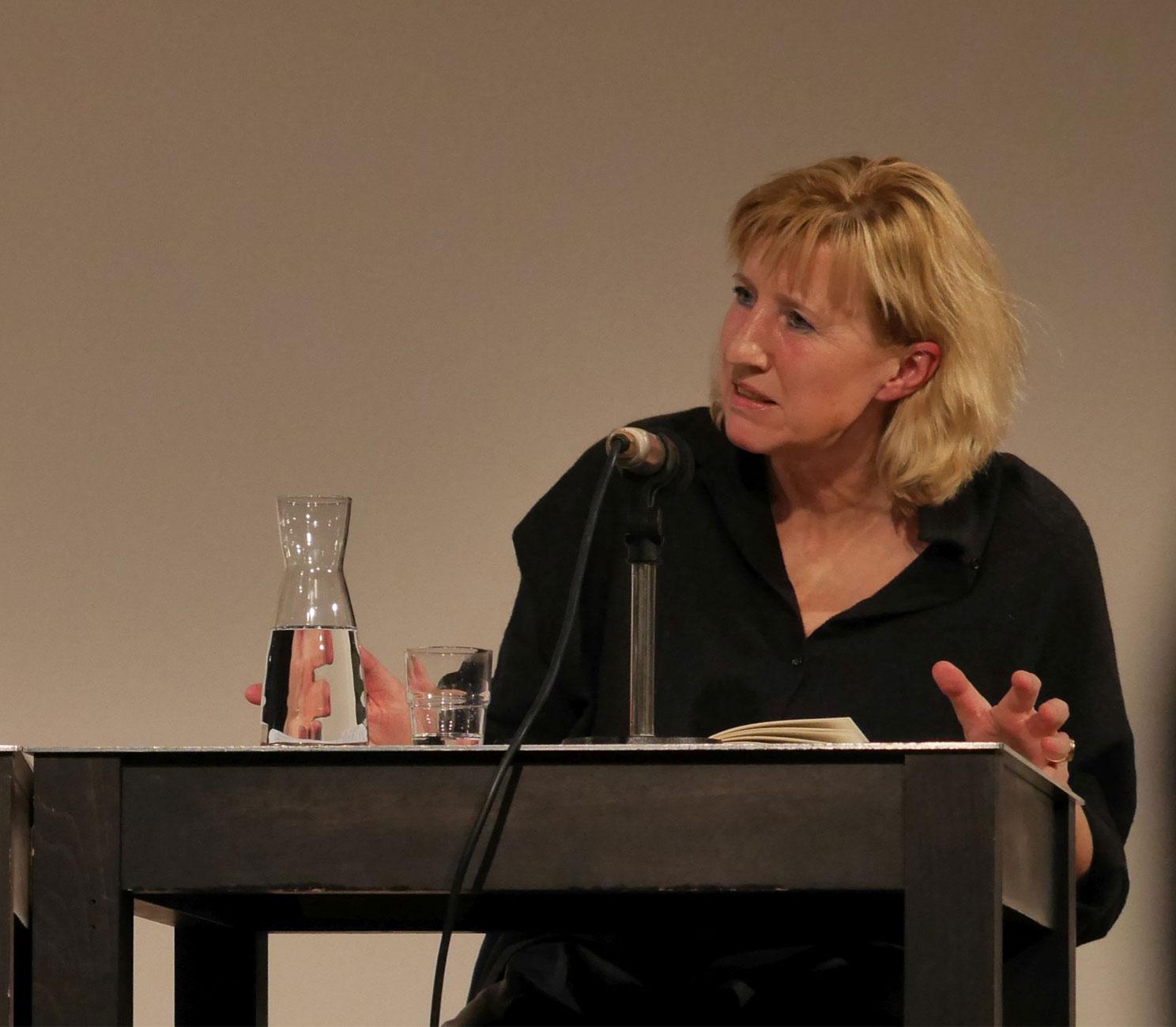 Ines Geipel: Umkämpfte Zone: Mein Bruder, der Osten und der Hass <br/>(c) Heiner Wittmann