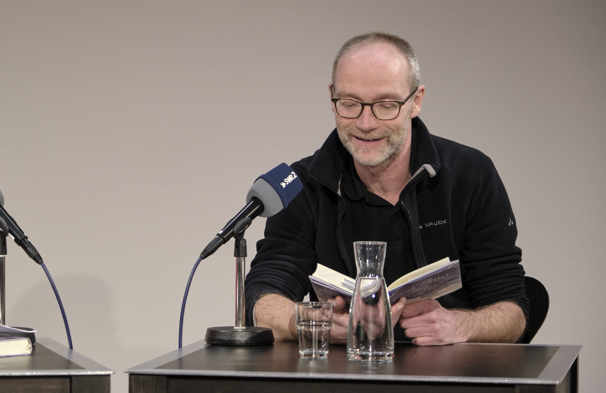 John von Düffel: Der brennende See <br/>(c) Sebastian Wenzel