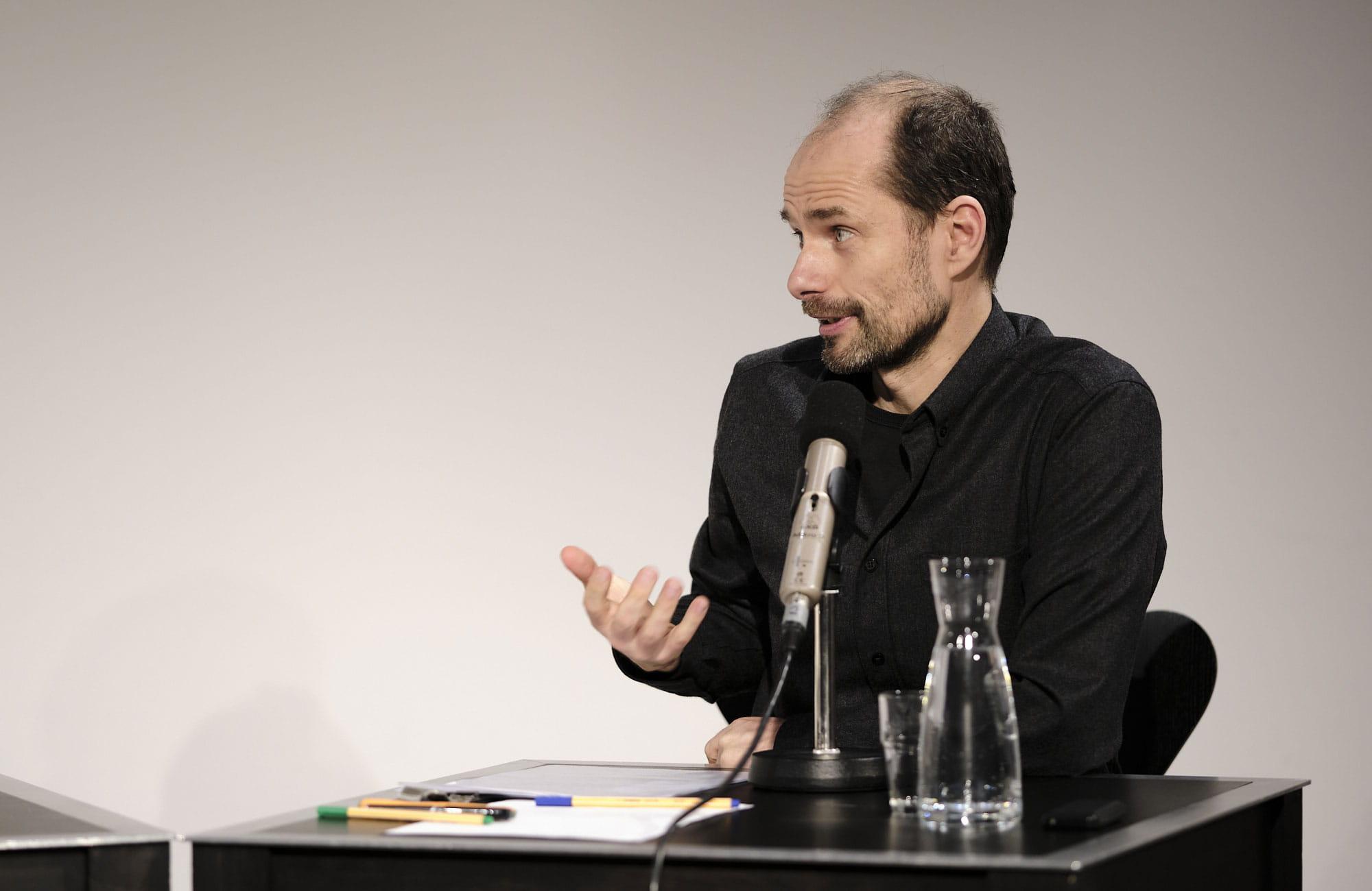 Swetlana Alexijewitsch, Sergej Newski: Der Ton der Erinnerung,                                                               Dienstag, 04.02.20               /                   19.30              Uhr                               <br/>(c) Sebastian Wenzel