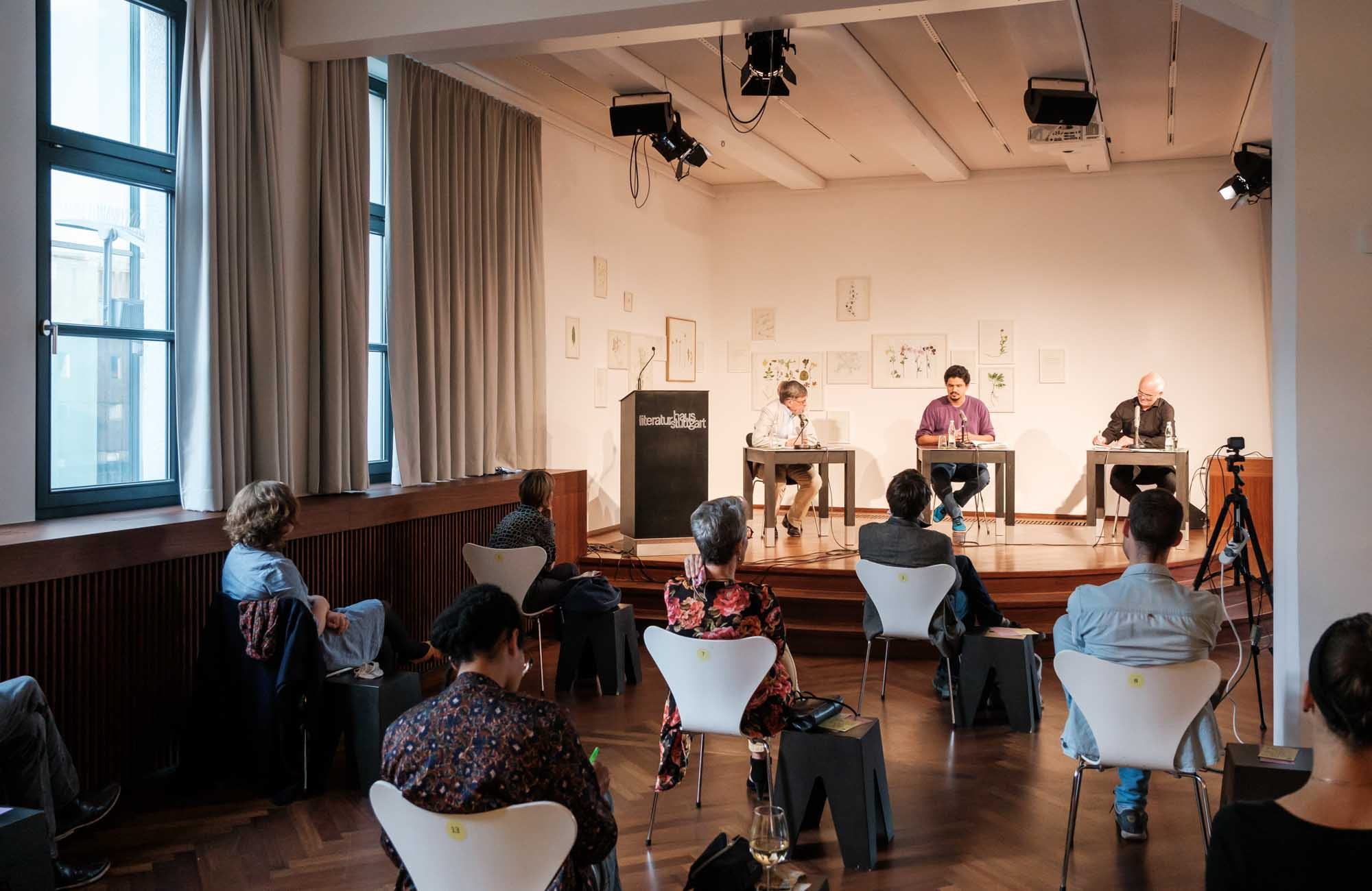 Vinicius Jatobá: Fokus Brasilien: Kultur in Zeiten von Corona <br/>(c) Sebastian Wenzel