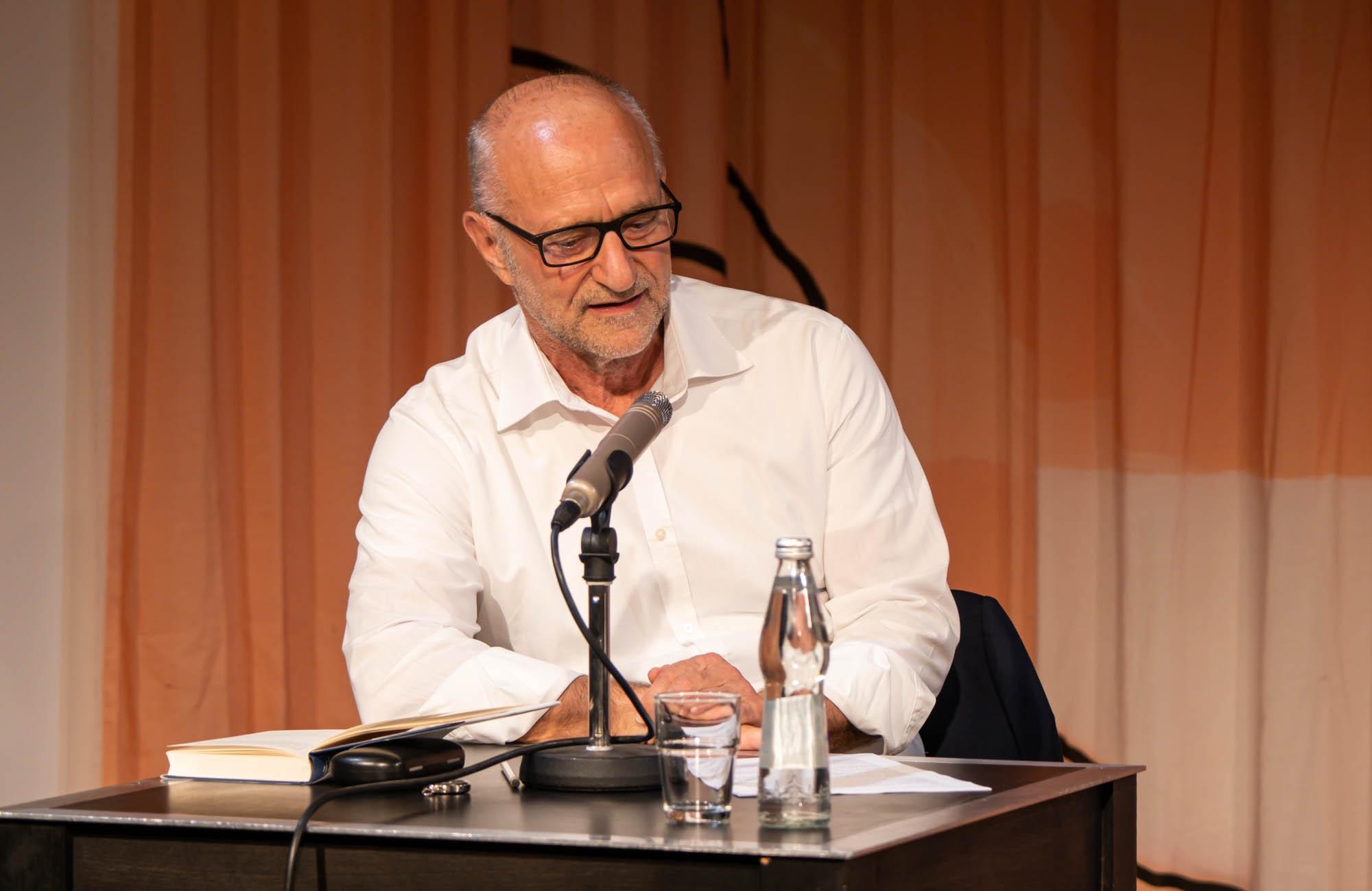 Ilija Trojanow: Doppelte Spur <br/>(c) Sebastian Wenzel