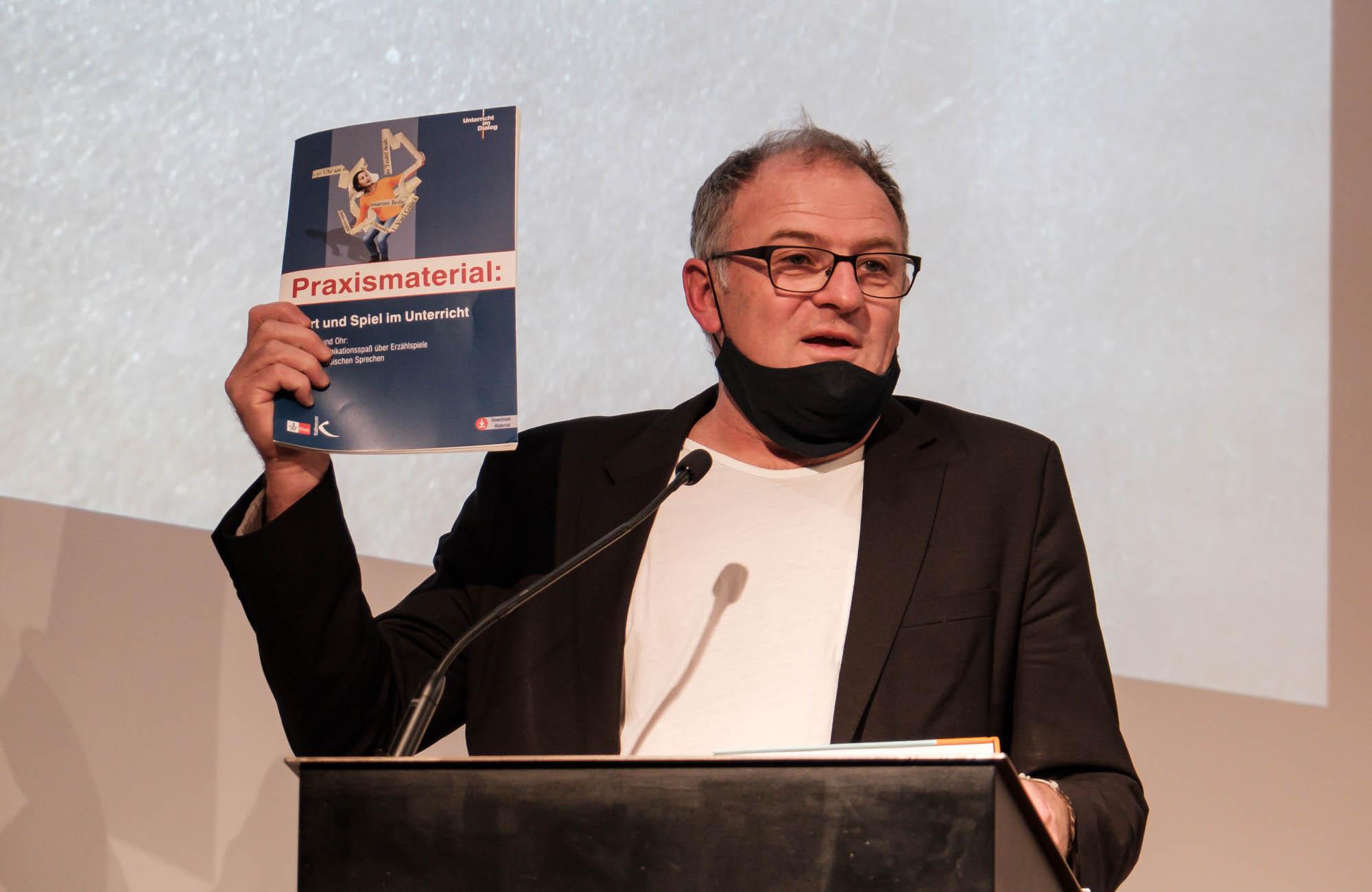 Lukas Frei, Timo Brunke: Die Würfel sind gefallen <br/>(c) Sebastian Wenzel