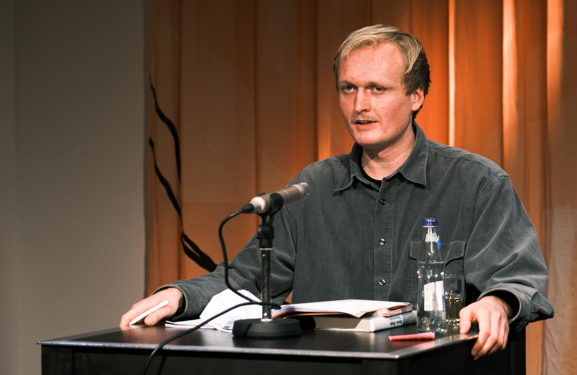Deniz Ohde: Streulicht <br/>(c) Sebastian Wenzel