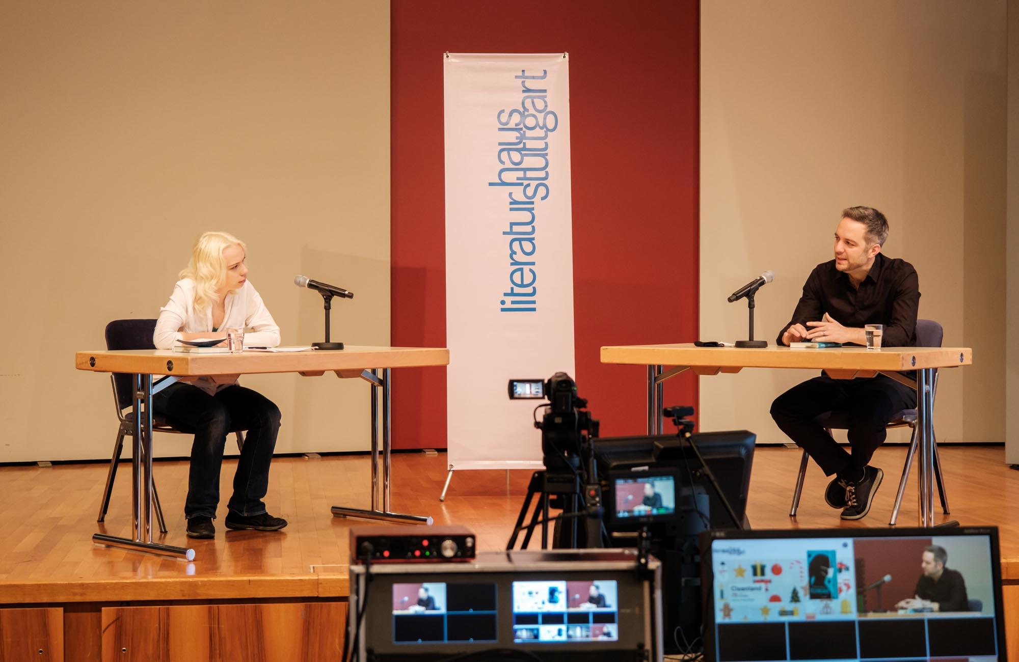 Martin Schäuble: Cleanland <br/>(c) Sebastian Wenzel