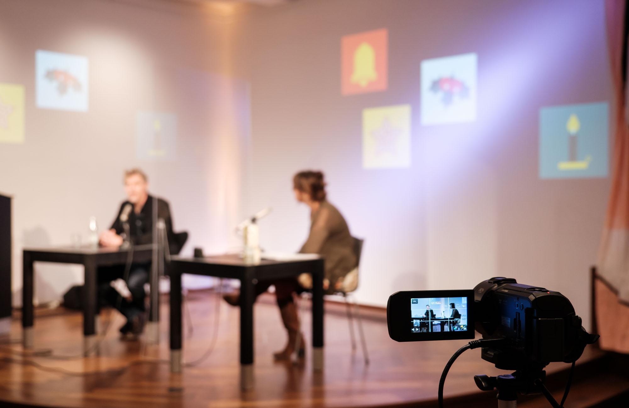 Kai Weyand: Flausen live <br/>(c) Sebastian Wenzel