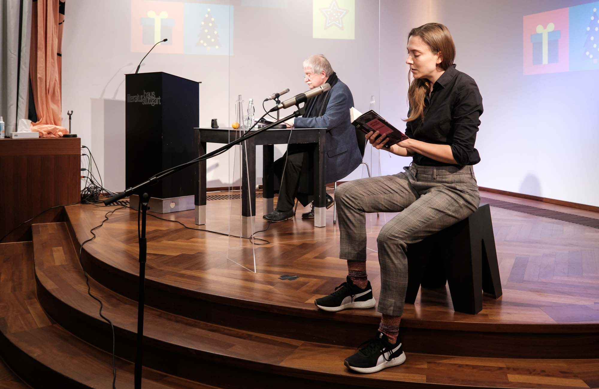 Joachim Kalka: Der Schrecken von Arthur Machen <br/>(c) Sebastian Wenzel