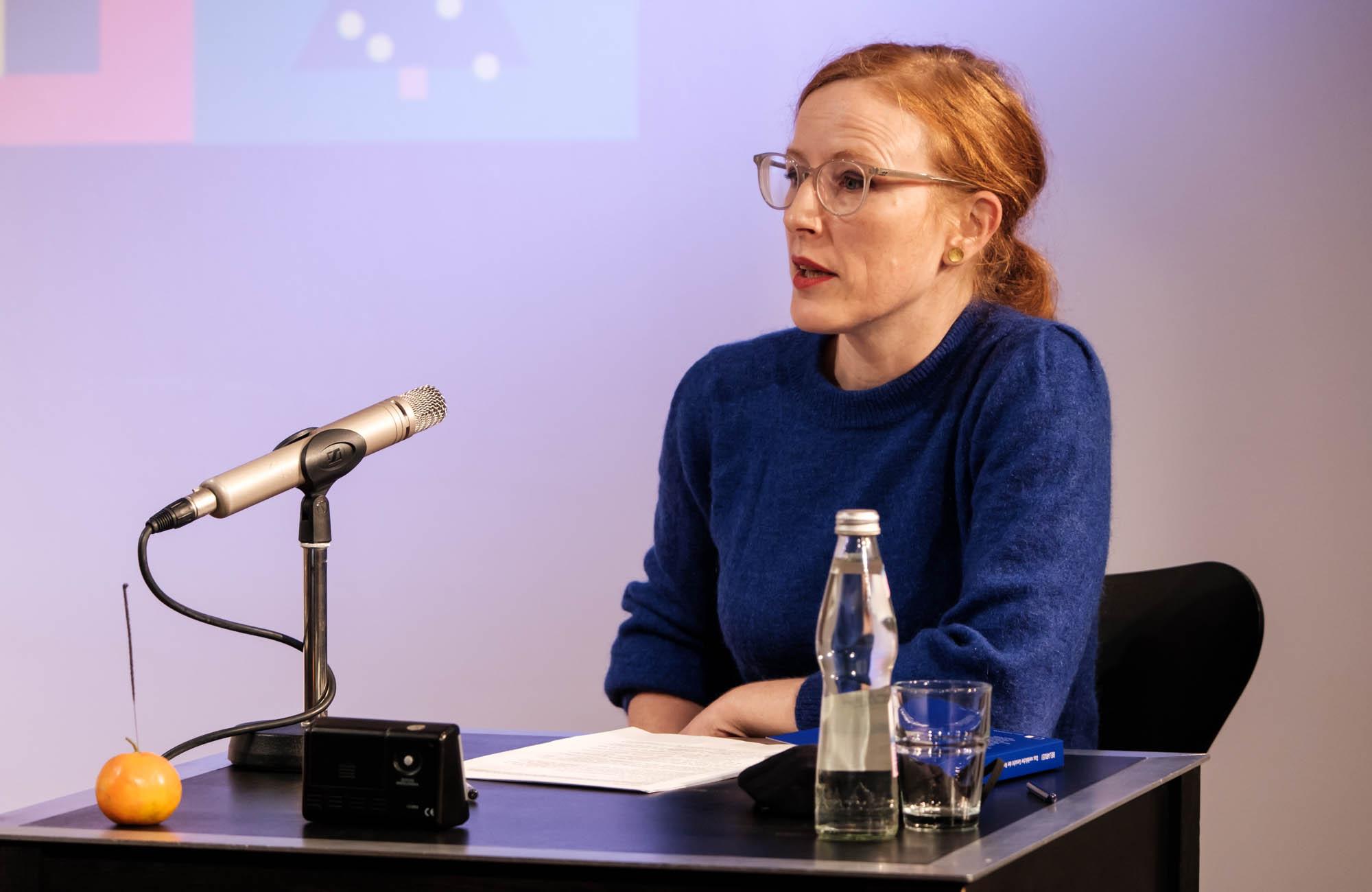 Tania Arcimovič, Nina Weller: Belarus! Das weibliche Gesicht der Revolution <br/>(c) Sebastian Wenzel