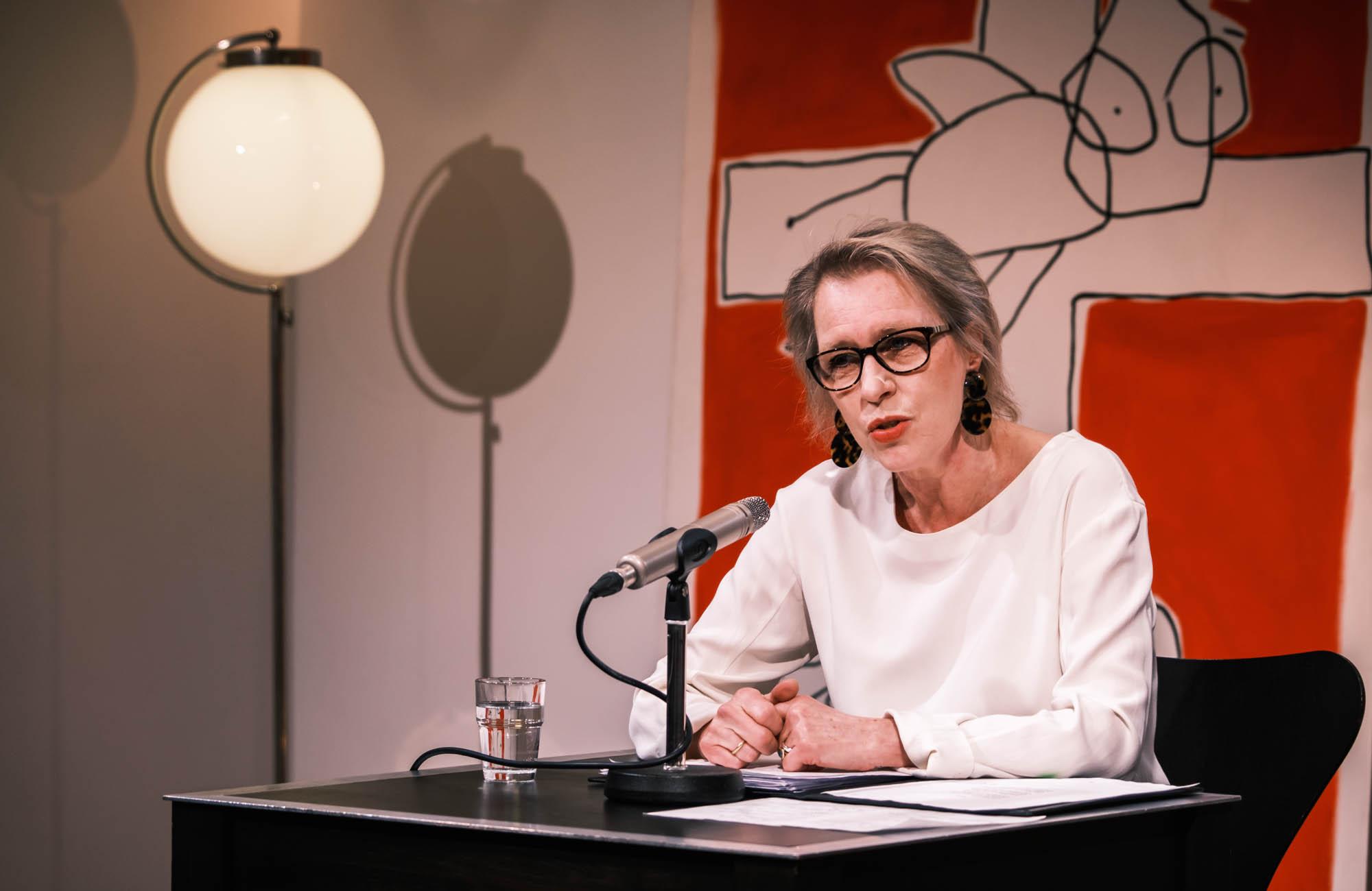 Maria Hartmann: Soma Morgenstern, ein fast Vergessener <br/>(c) Sebastian Wenzel