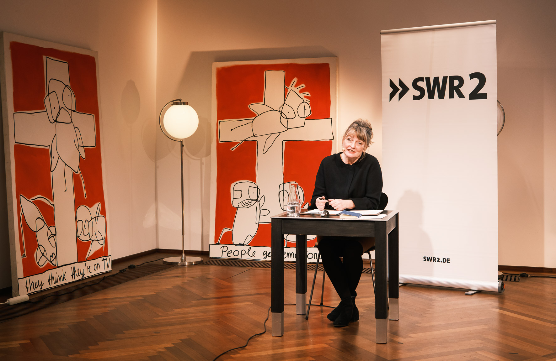 Hans-Ulrich Treichel: Der Verlorene <br/>(c) Sebastian Wenzel