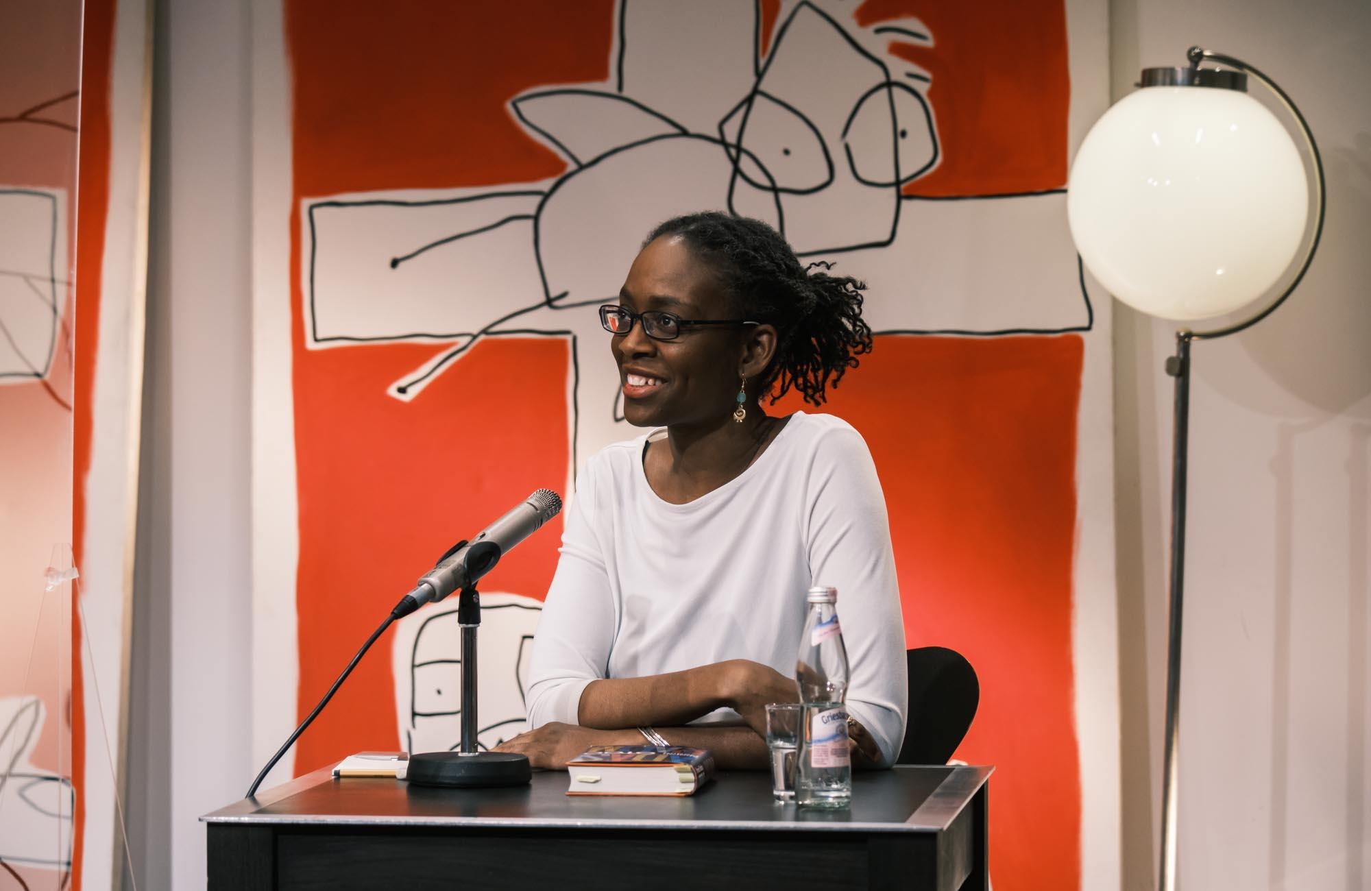 """Zum Nachhören: """"Adas Raum"""" mit Sharon Dodua Otoo"""