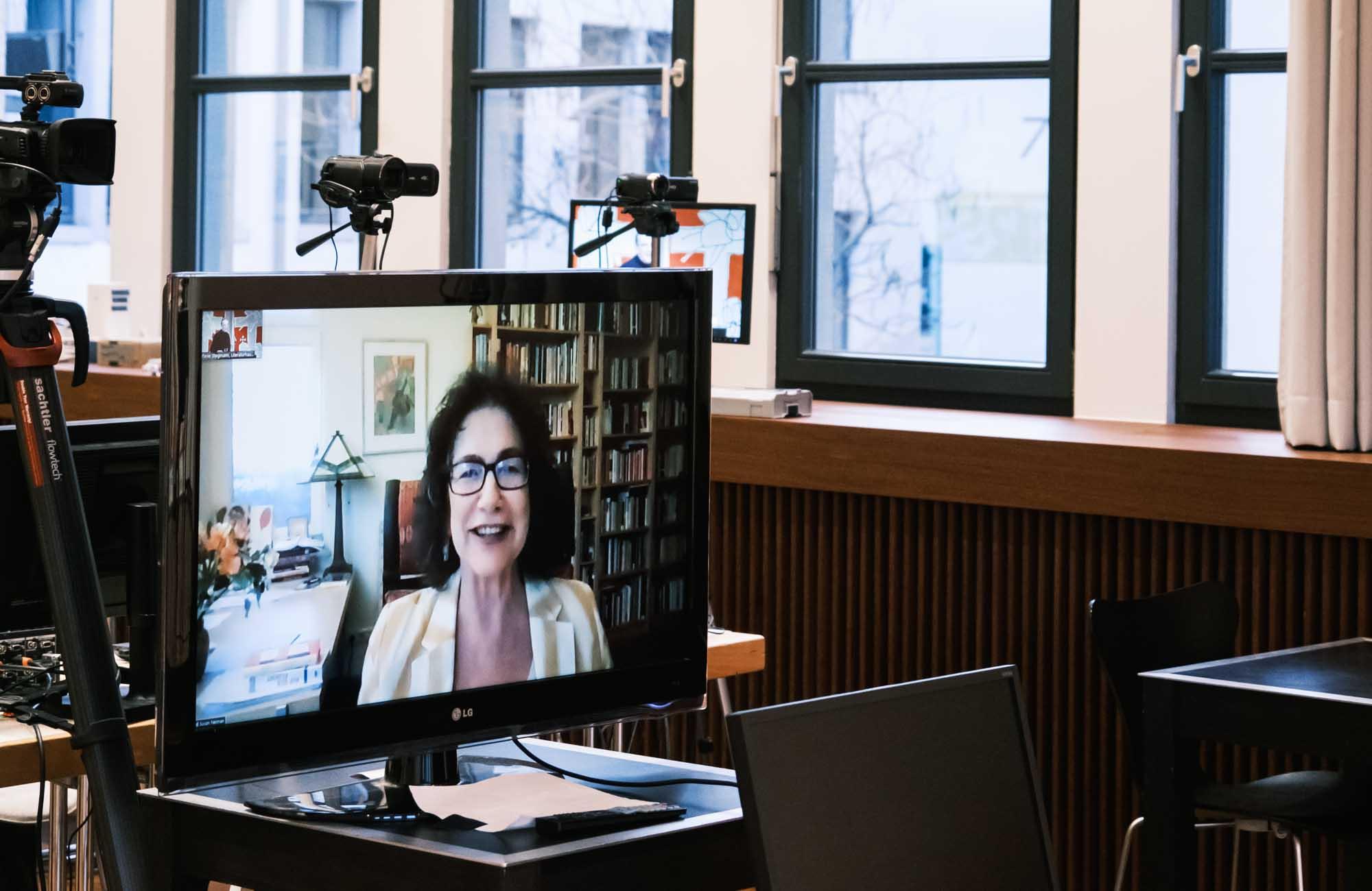 Susan Neiman: Der Umgang mit dem Bösen. Deutsch-amerikanische Geschichten <br/>(c) Sebastian Wenzel
