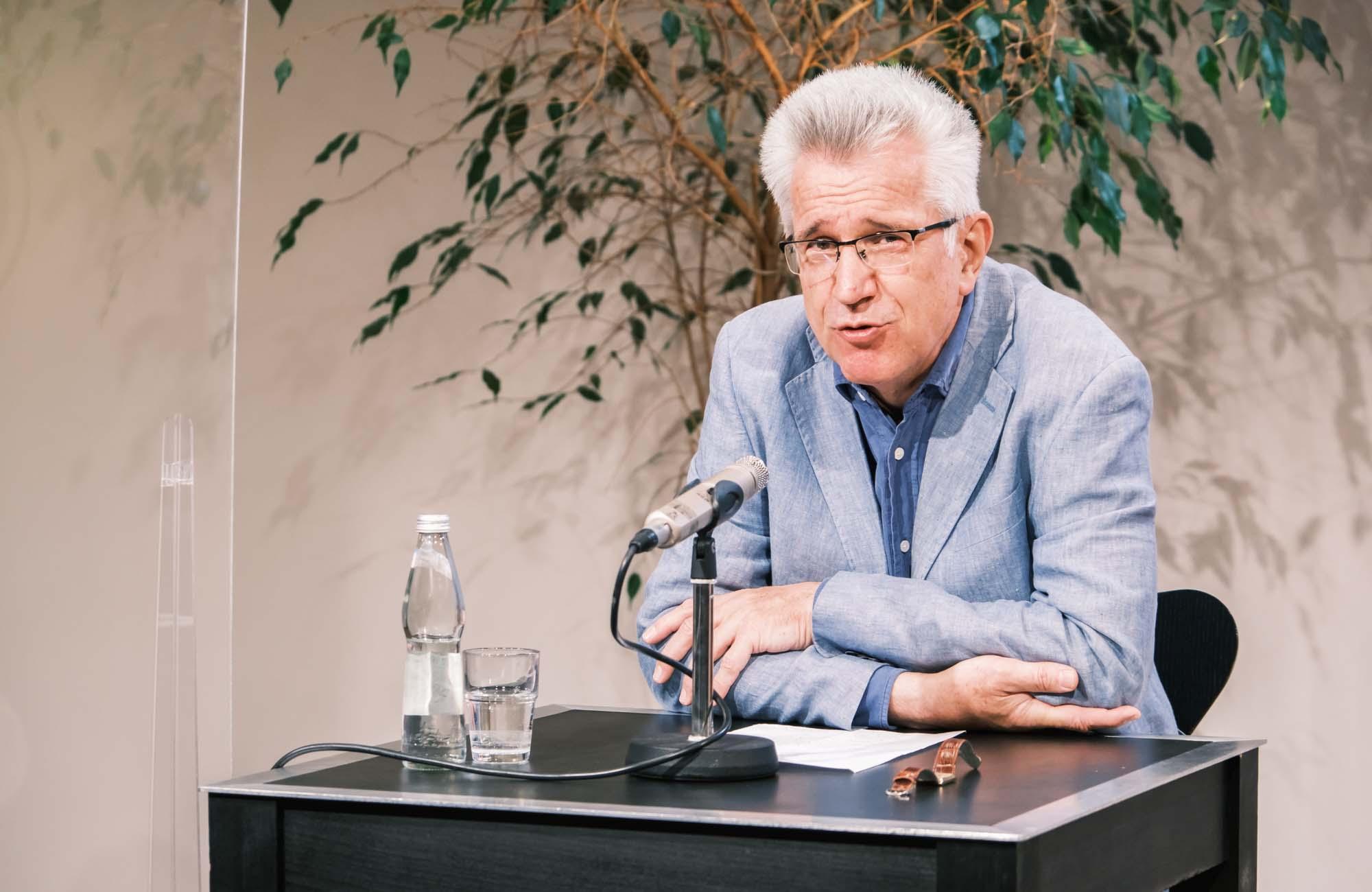 Norbert Gstrein: Der zweite Jakob <br/>(c) Sebastian Wenzel