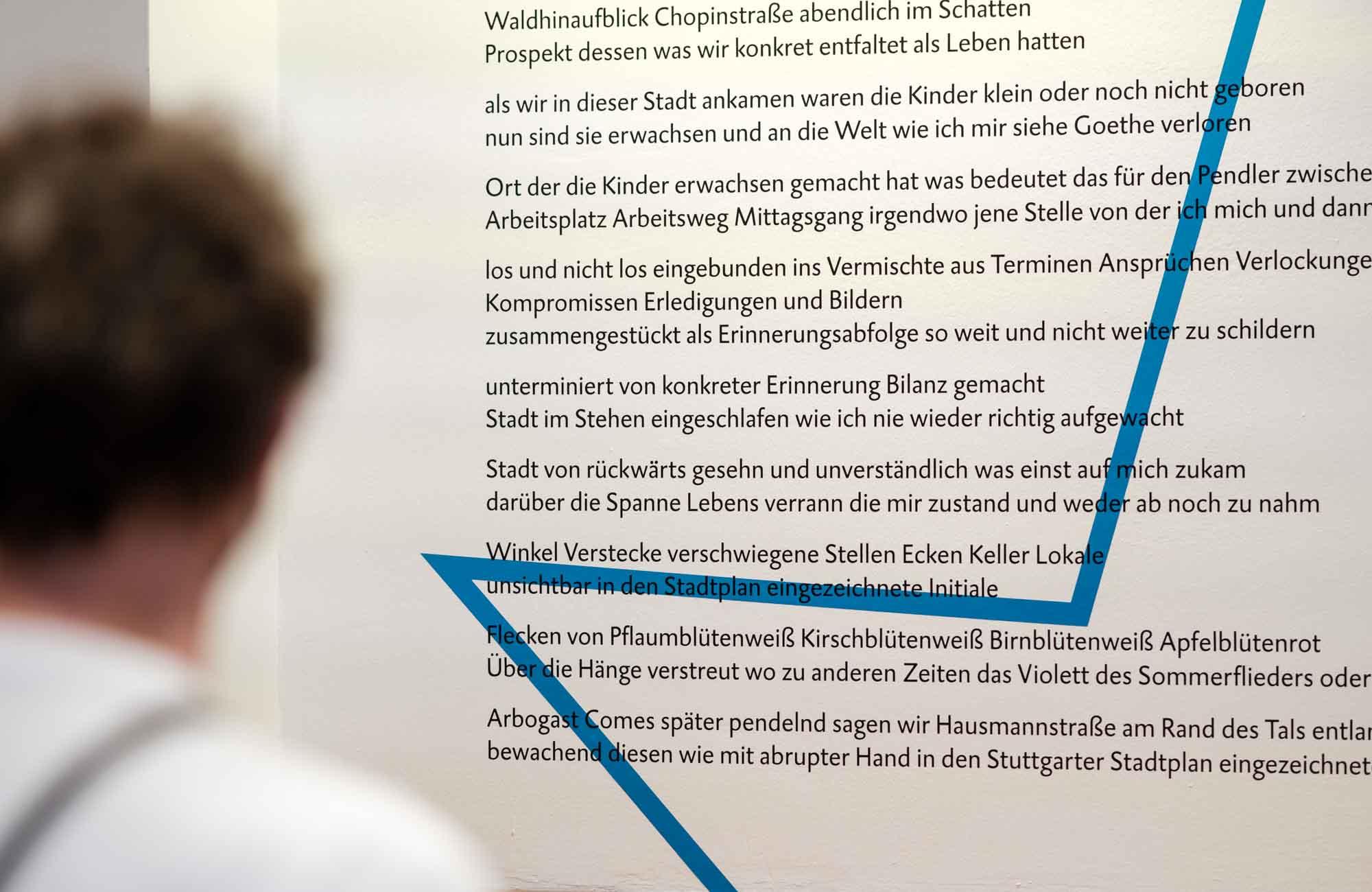 """Ulf Stolterfoht, Michael Lissek, Marcel Beyer, Zsuzsanna Gahse, Nancy Hünger, Uwe Timm, Helmut Böttiger: """"Sage ich Du zu mir oder Sie?"""" <br/>(c) Sebastian Wenzel"""