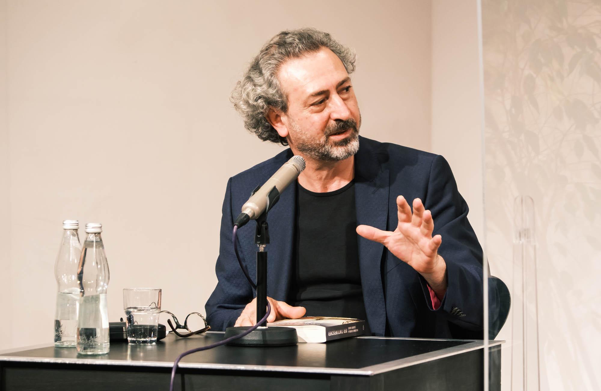 Wolfgang Schorlau, Claudio Caiolo: Der Tintenfischer <br/>(c) Sebastian Wenzel