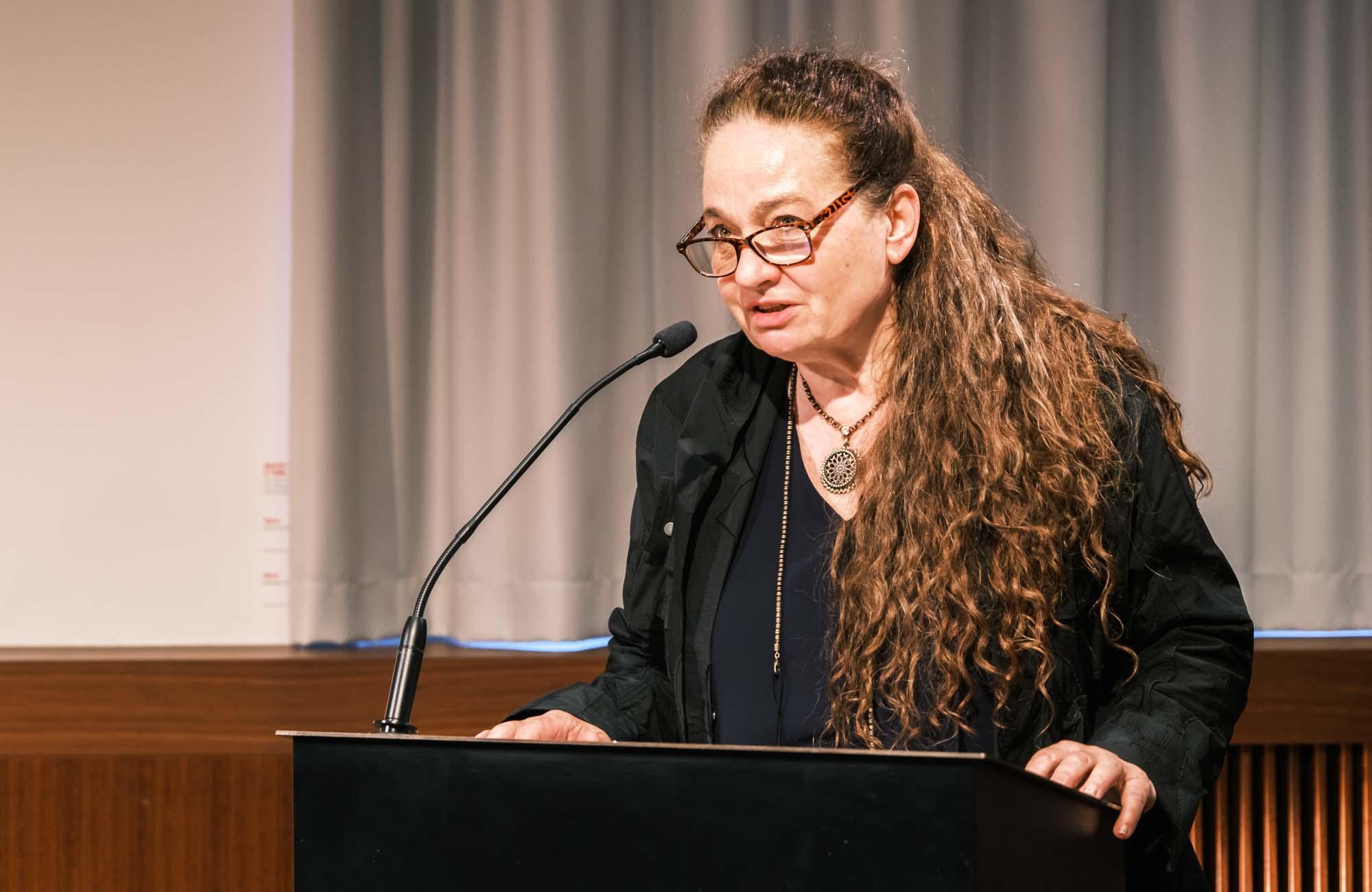 Zeruya Shalev: Schicksal <br/>(c) Sebastian Wenzel